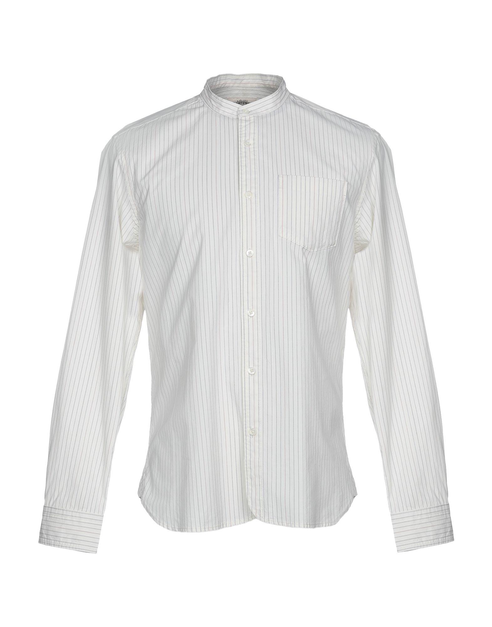 《送料無料》KENT & CURWEN メンズ シャツ ベージュ XS コットン 100%