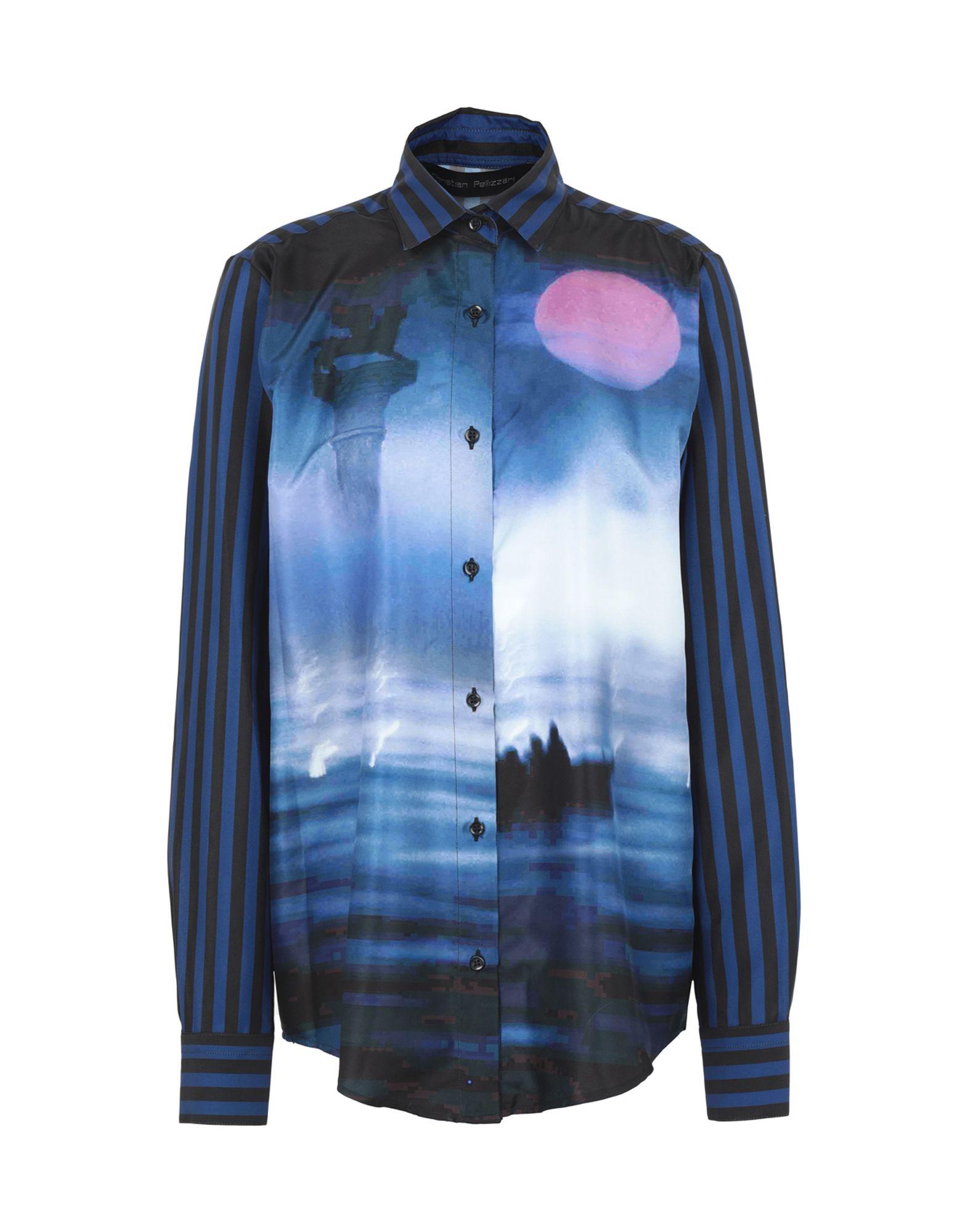 Фото - CHRISTIAN PELLIZZARI Pубашка christian pellizzari блузка