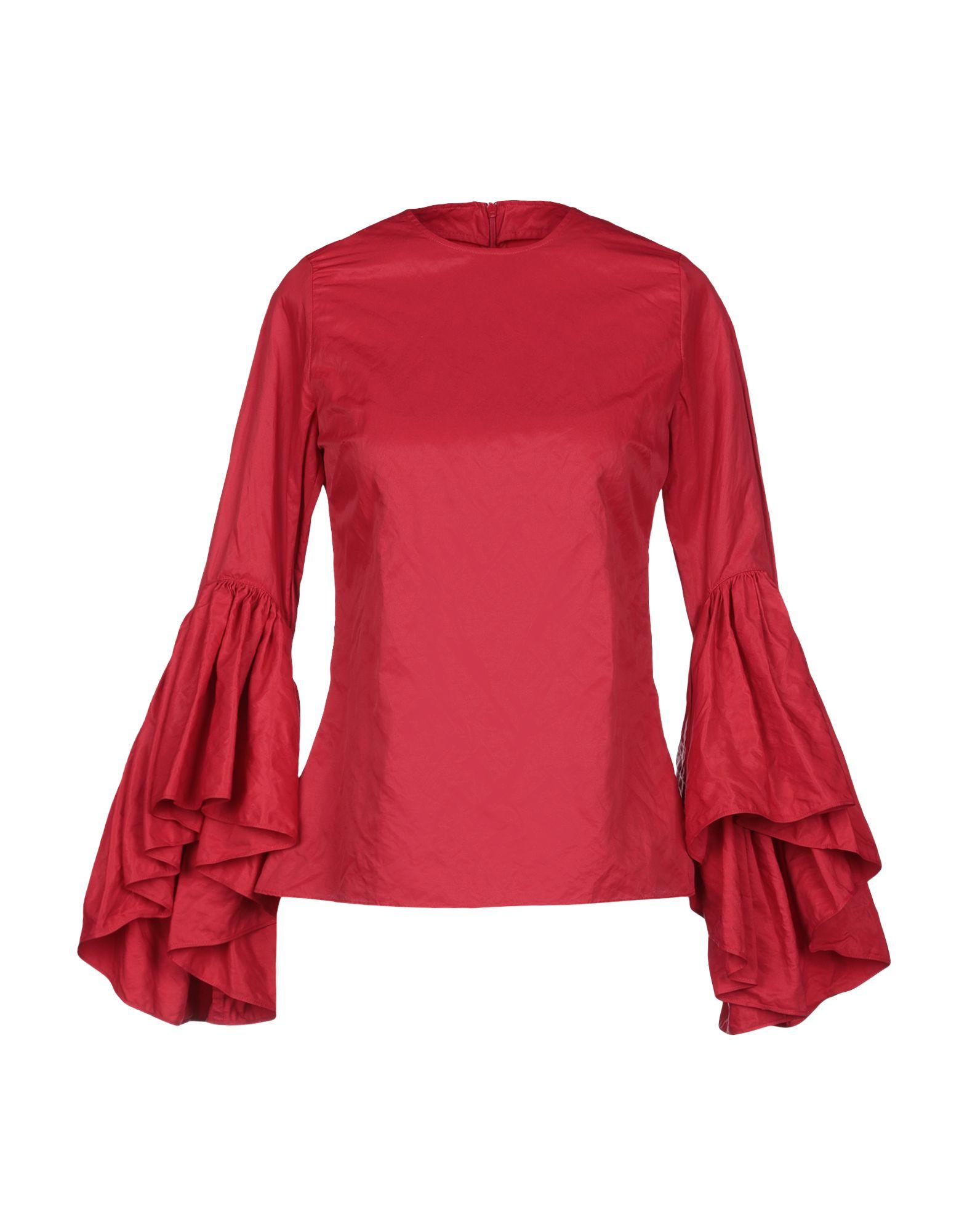 MARQUES' ALMEIDA Блузка marques almeida корсет из денима