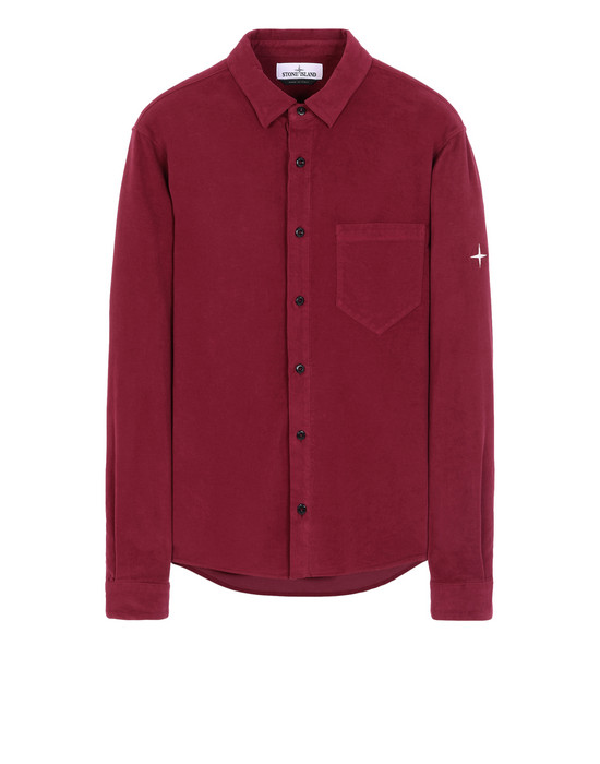 STONE ISLAND Long sleeve shirt 12502