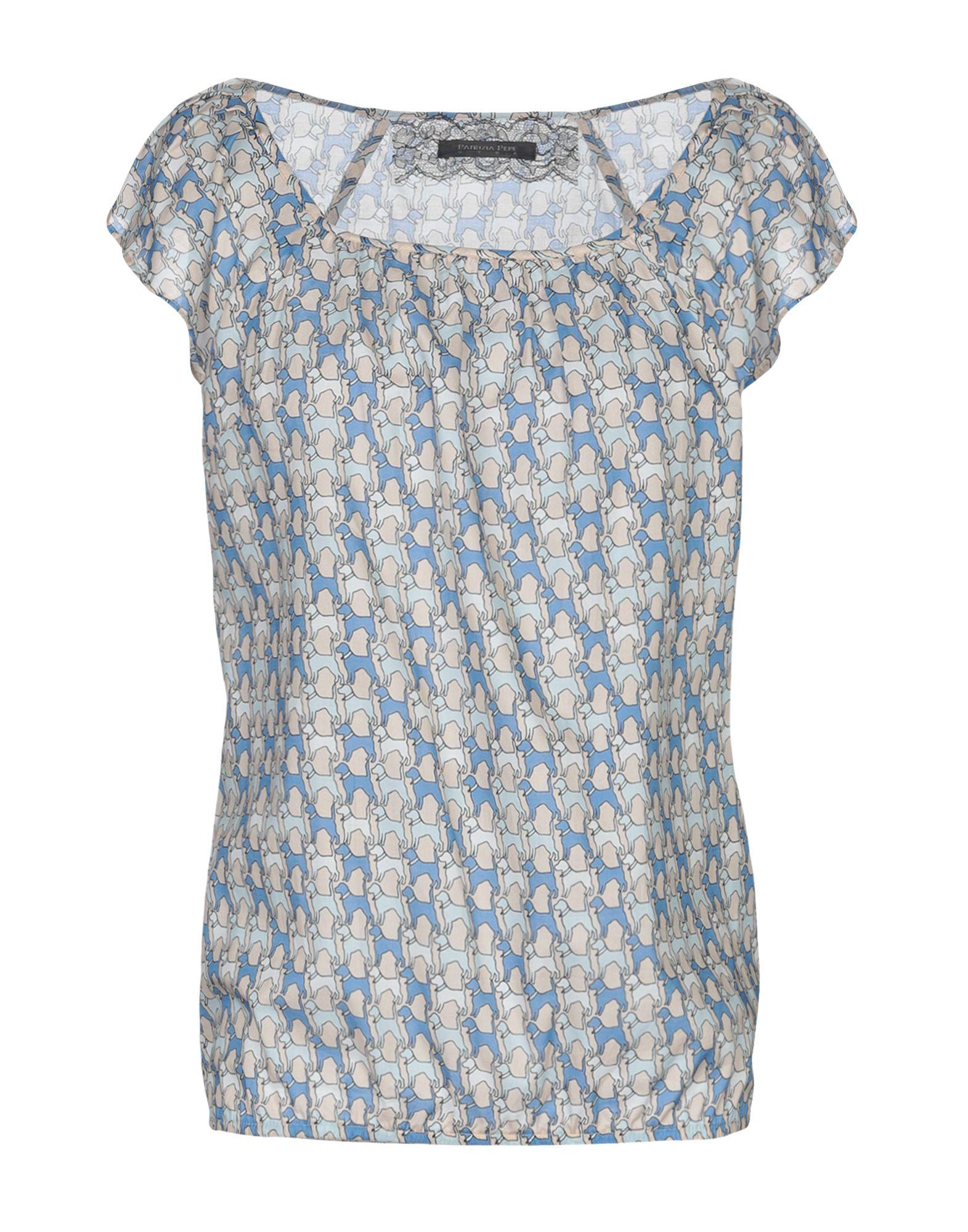 цены на PATRIZIA PEPE SERA Блузка  в интернет-магазинах