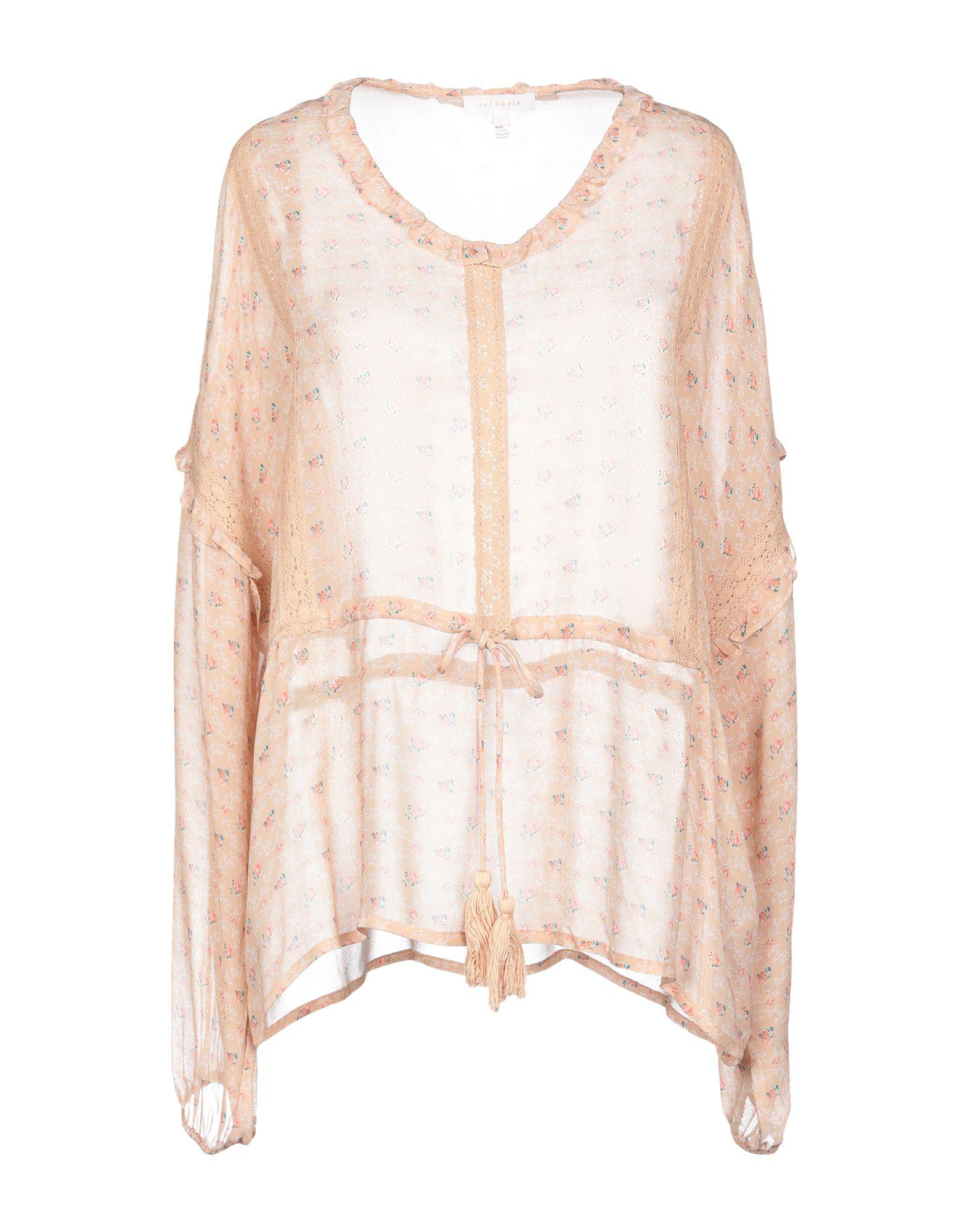 INTROPIA Блузка цена и фото
