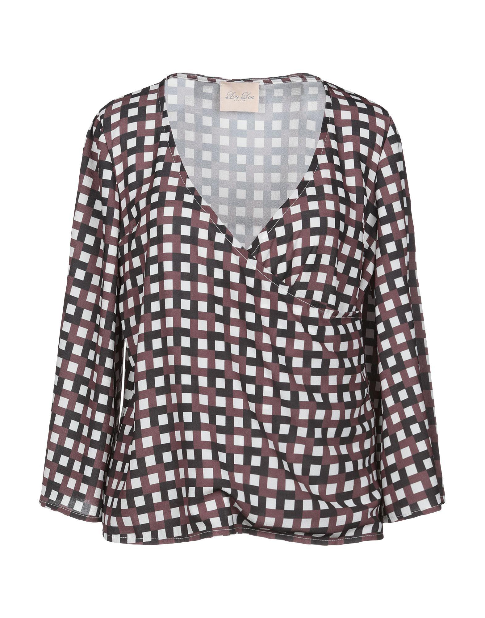 цена LOU LOU LONDON Блузка онлайн в 2017 году