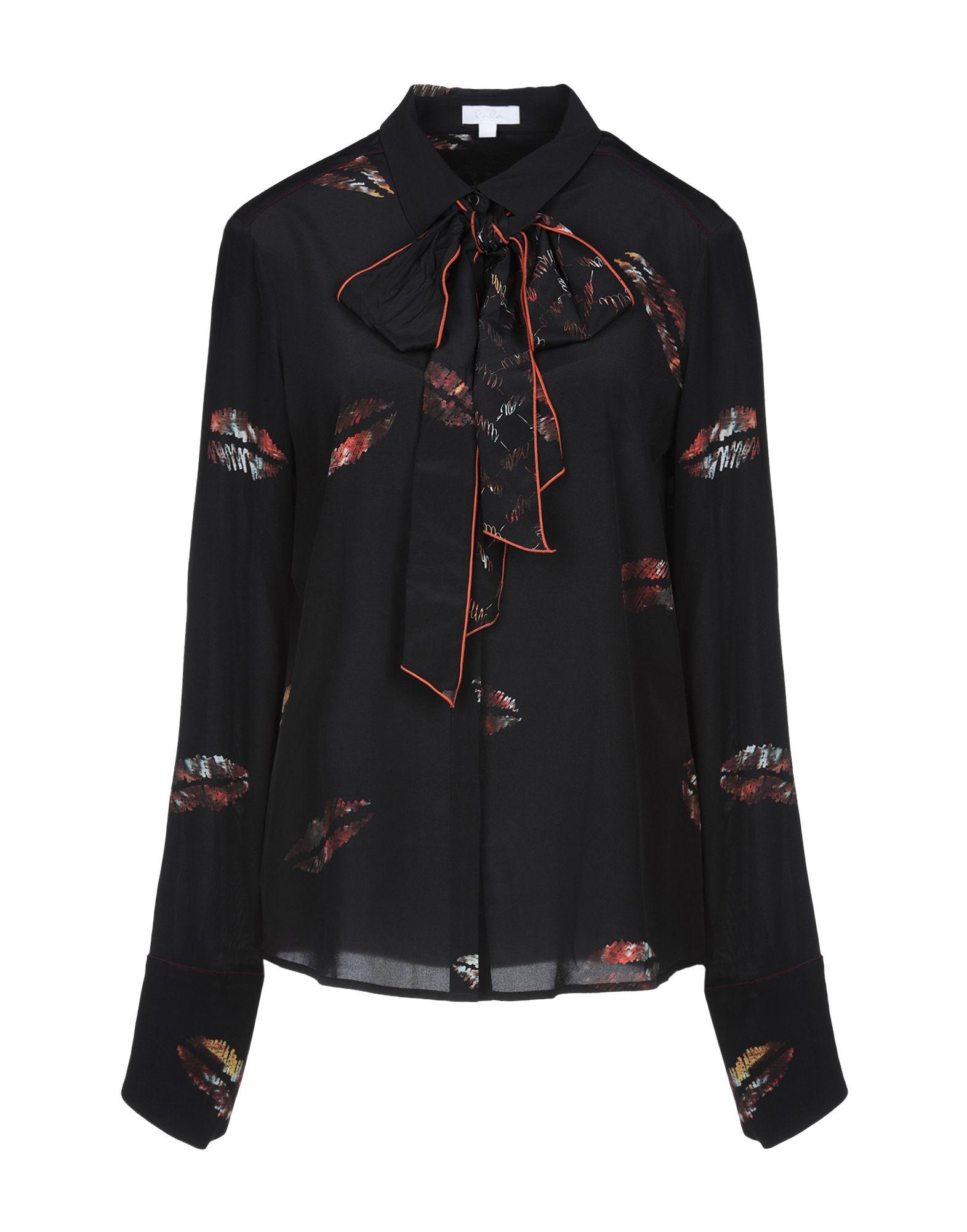 LALA BERLIN Pубашка цены онлайн