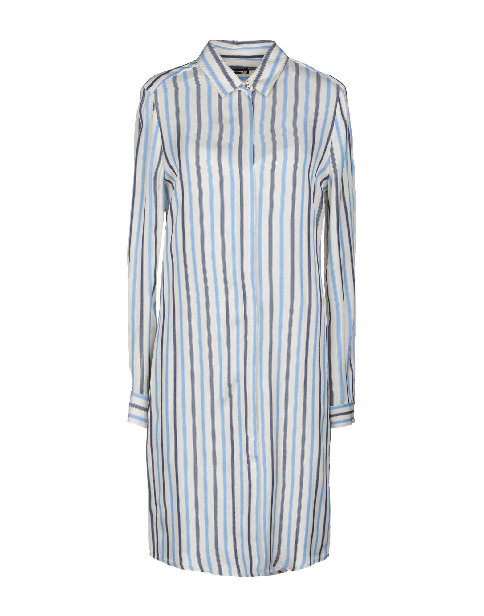 NEW YORK INDUSTRIE Короткое платье new york industrie платье длиной 3 4