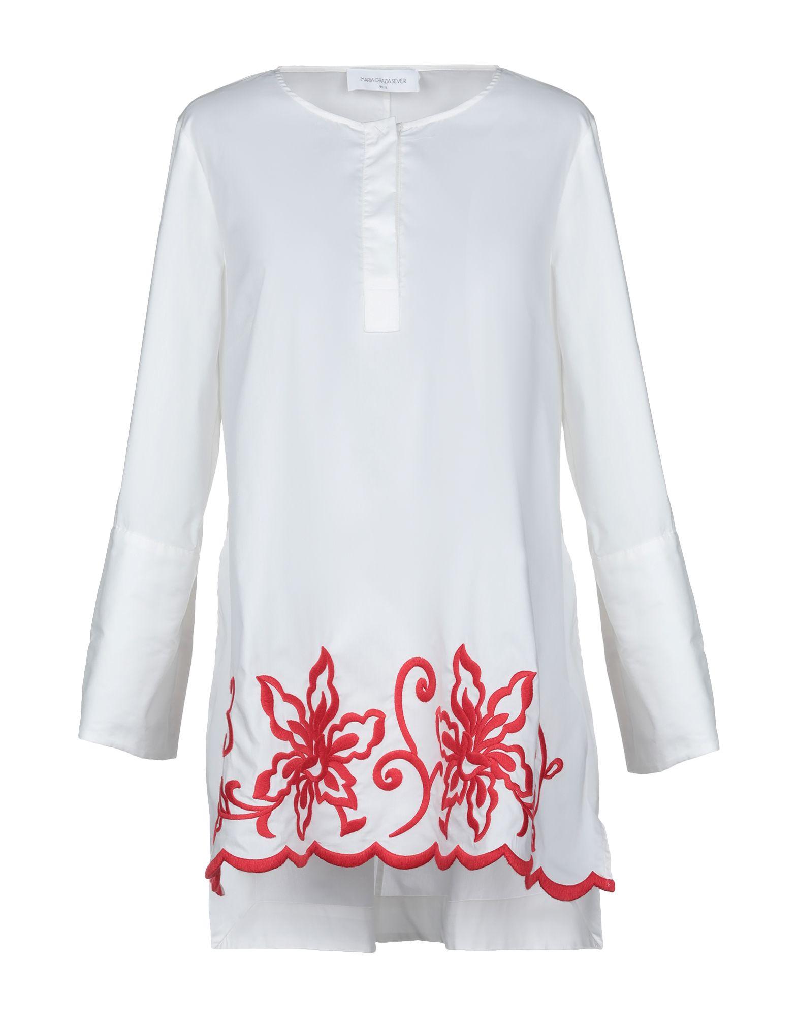 MARIA GRAZIA SEVERI Блузка блузки maria de piero блузка