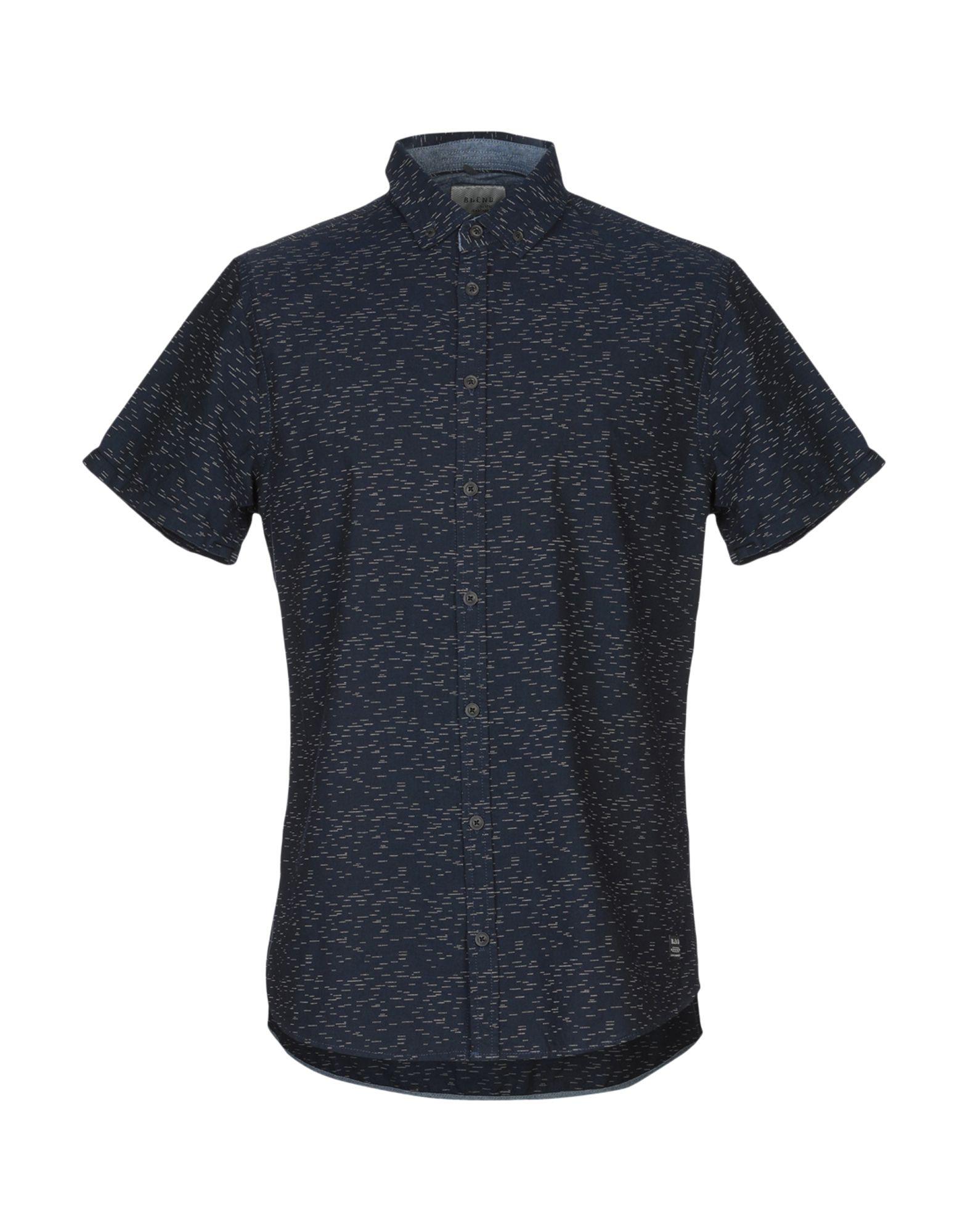 BLEND Pубашка пижама с шортами с рисунком