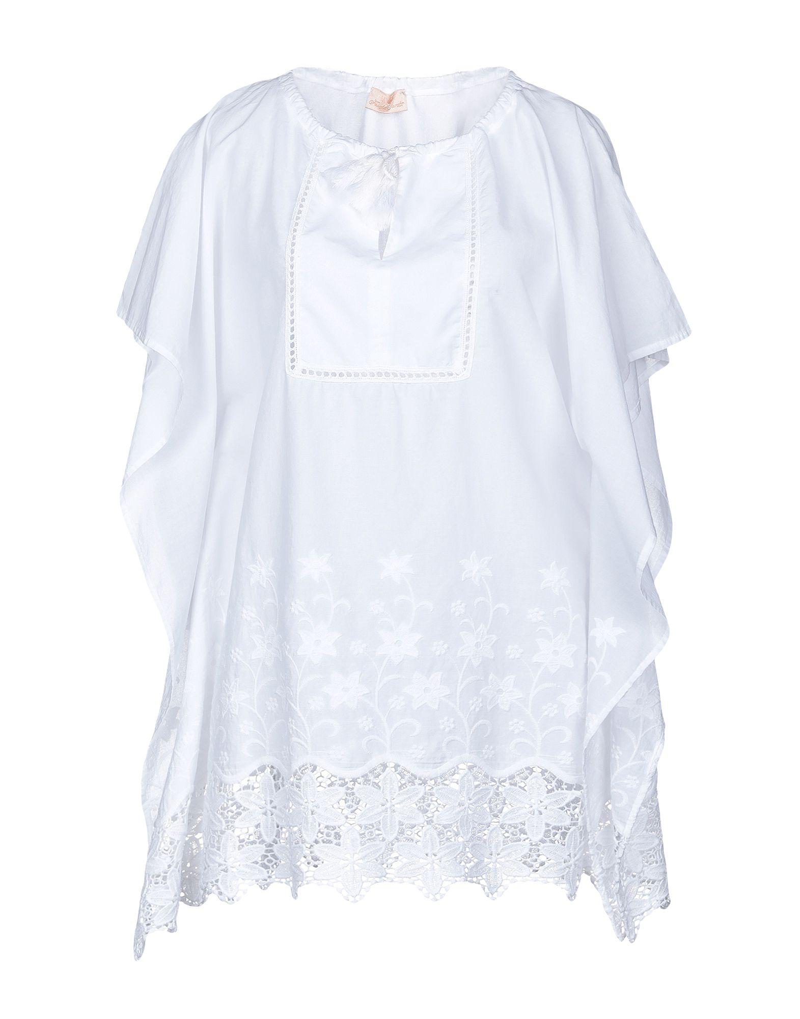 Фото - MYF Блузка myf короткое платье