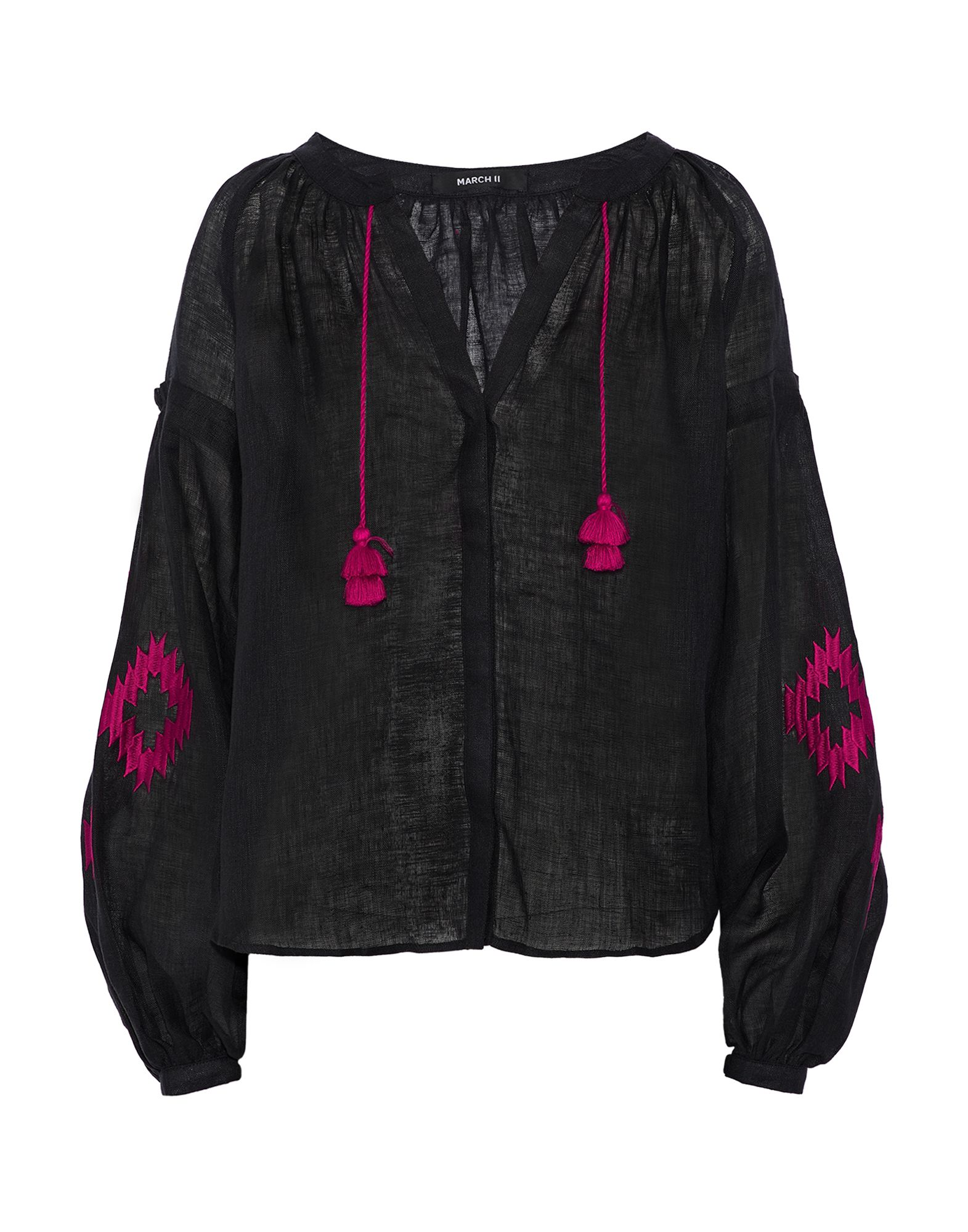 MARCH11 Pубашка scabal® pубашка