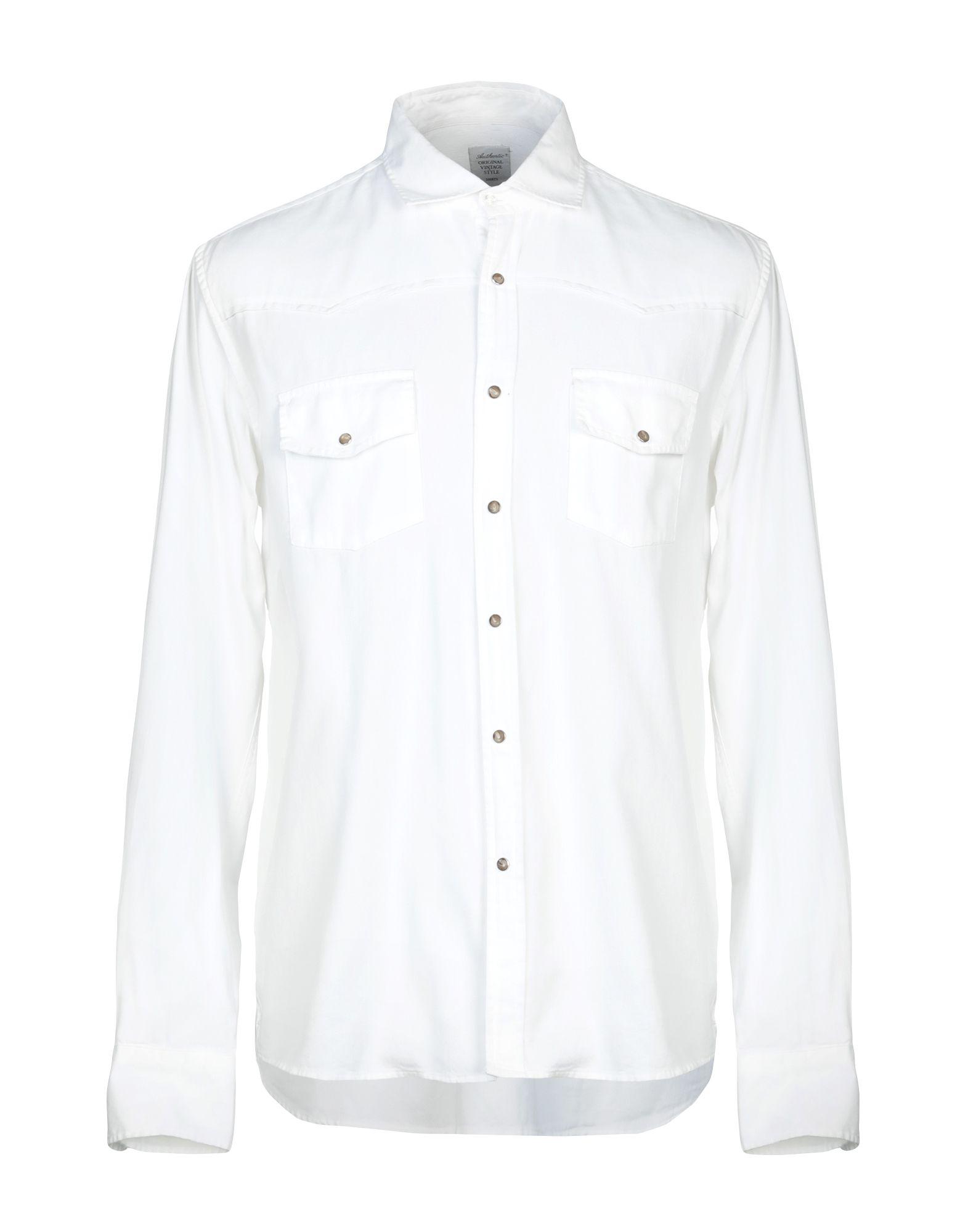 AUTHENTIC ORIGINAL VINTAGE STYLE Pубашка authentic original vintage style pубашка