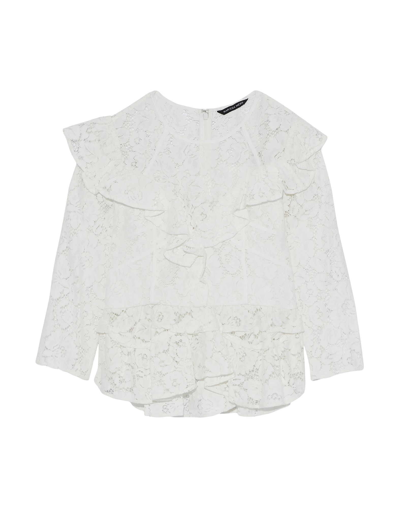 MARISSA WEBB Блузка marissa webb юбка длиной 3 4