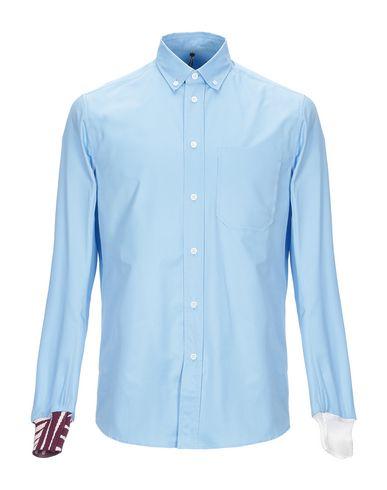 Фото - Pубашка от OAMC небесно-голубого цвета