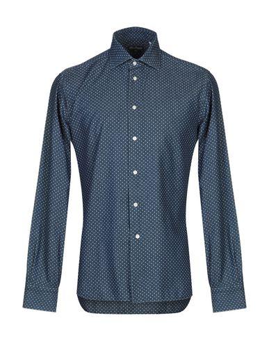 Джинсовая рубашка от ALEX DORIANI