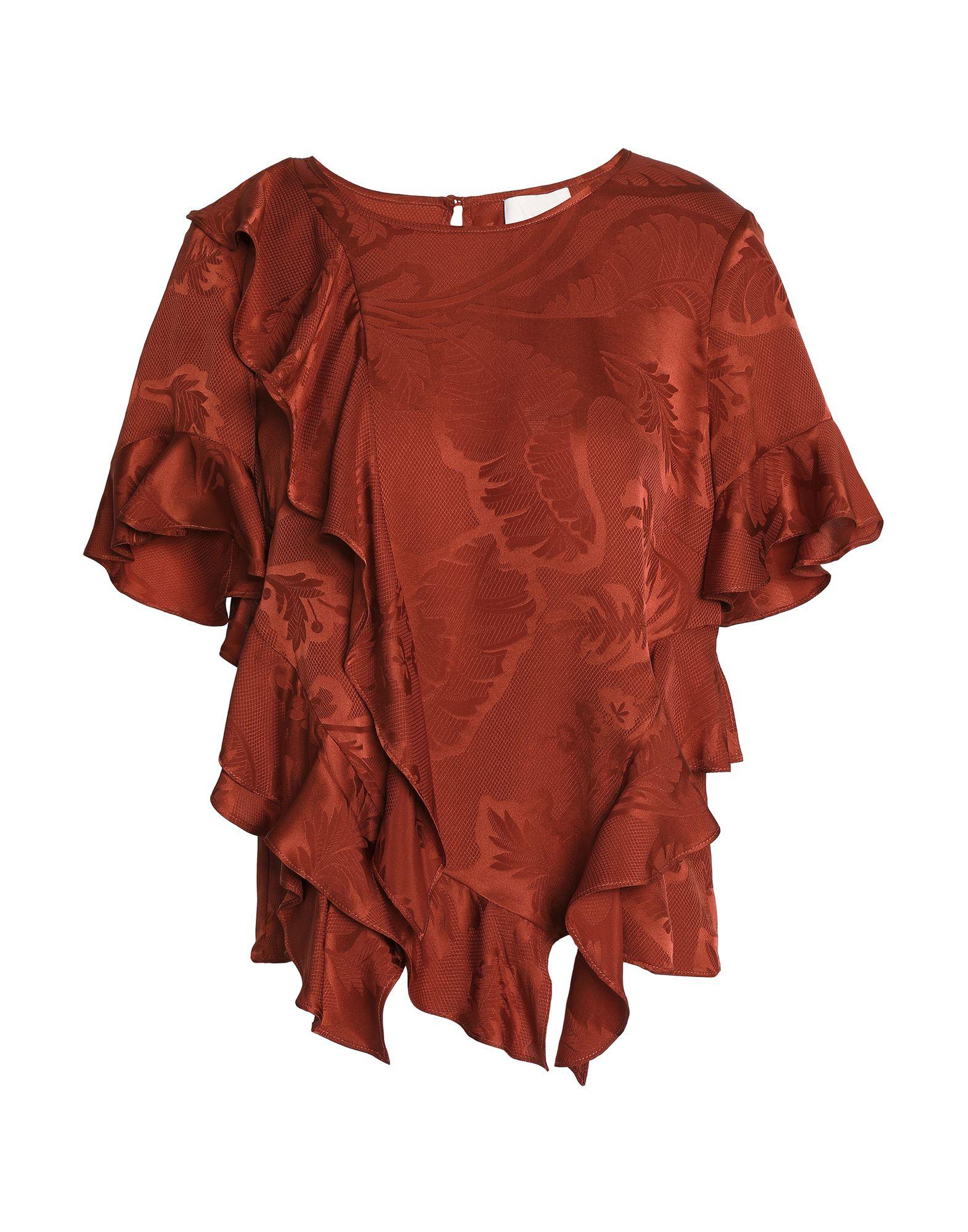CINQ À SEPT Блузка christies à porter блузка