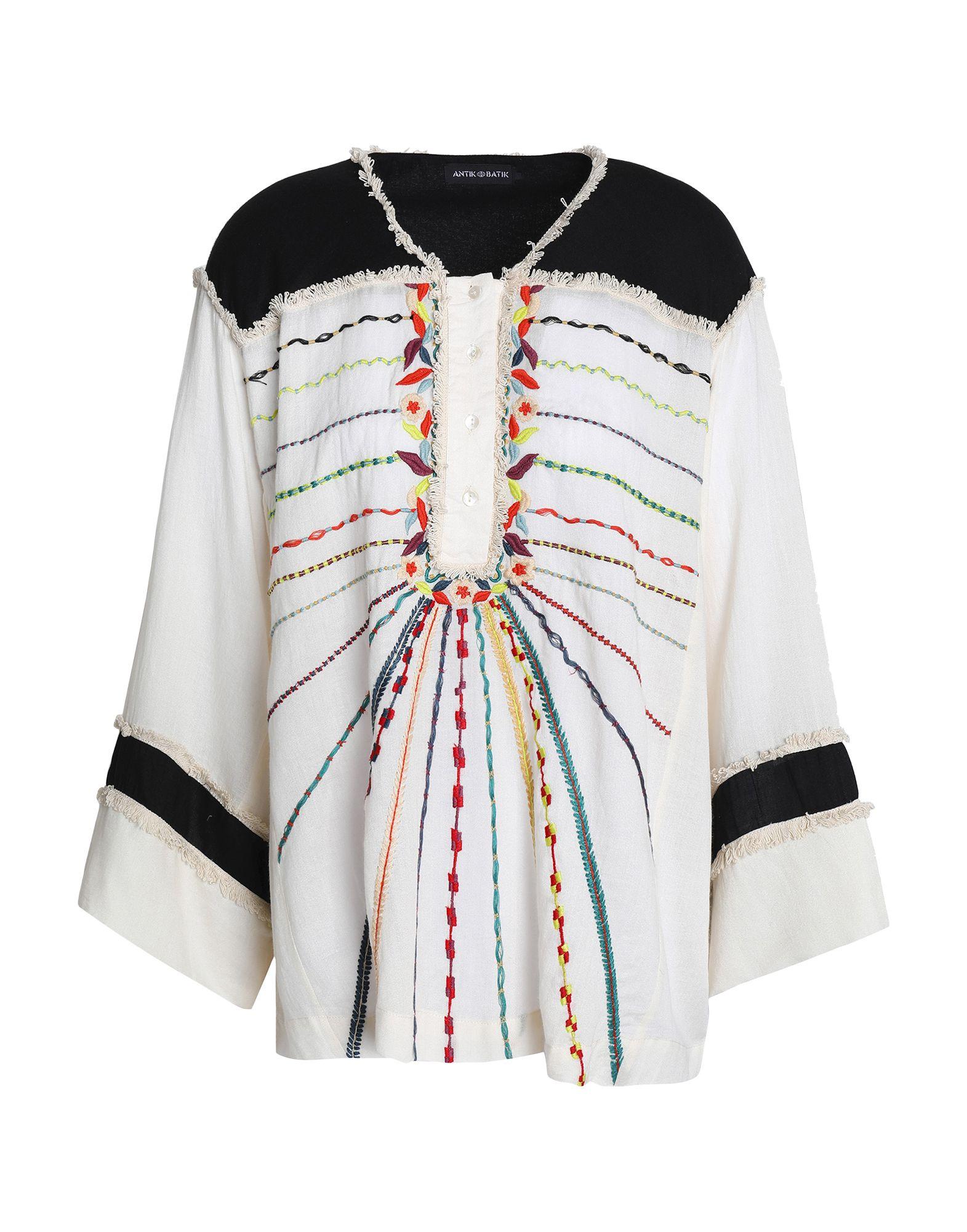 ANTIK BATIK Блузка antik batik повседневные шорты