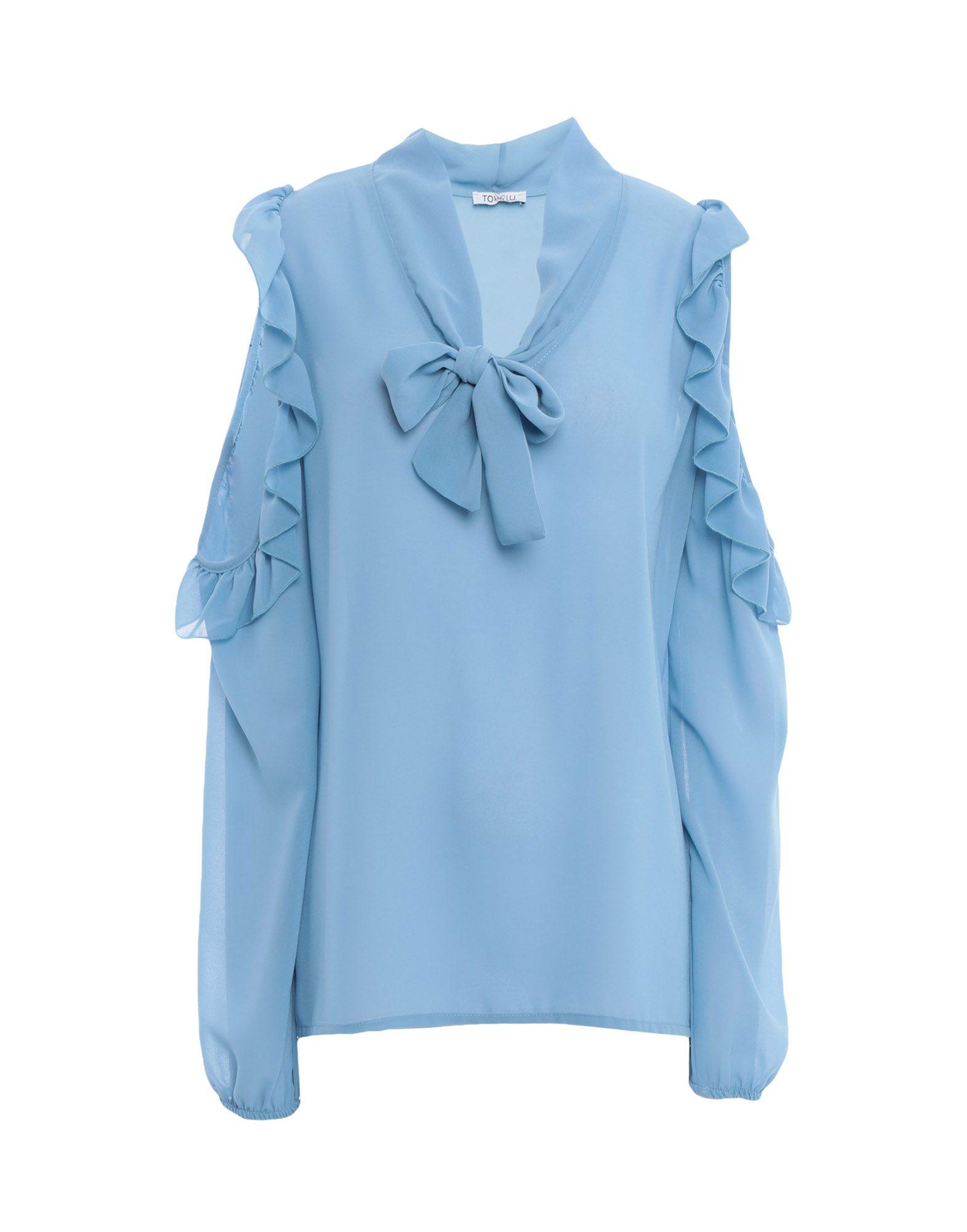 TO-LU Блузка lucky lu milano блузка