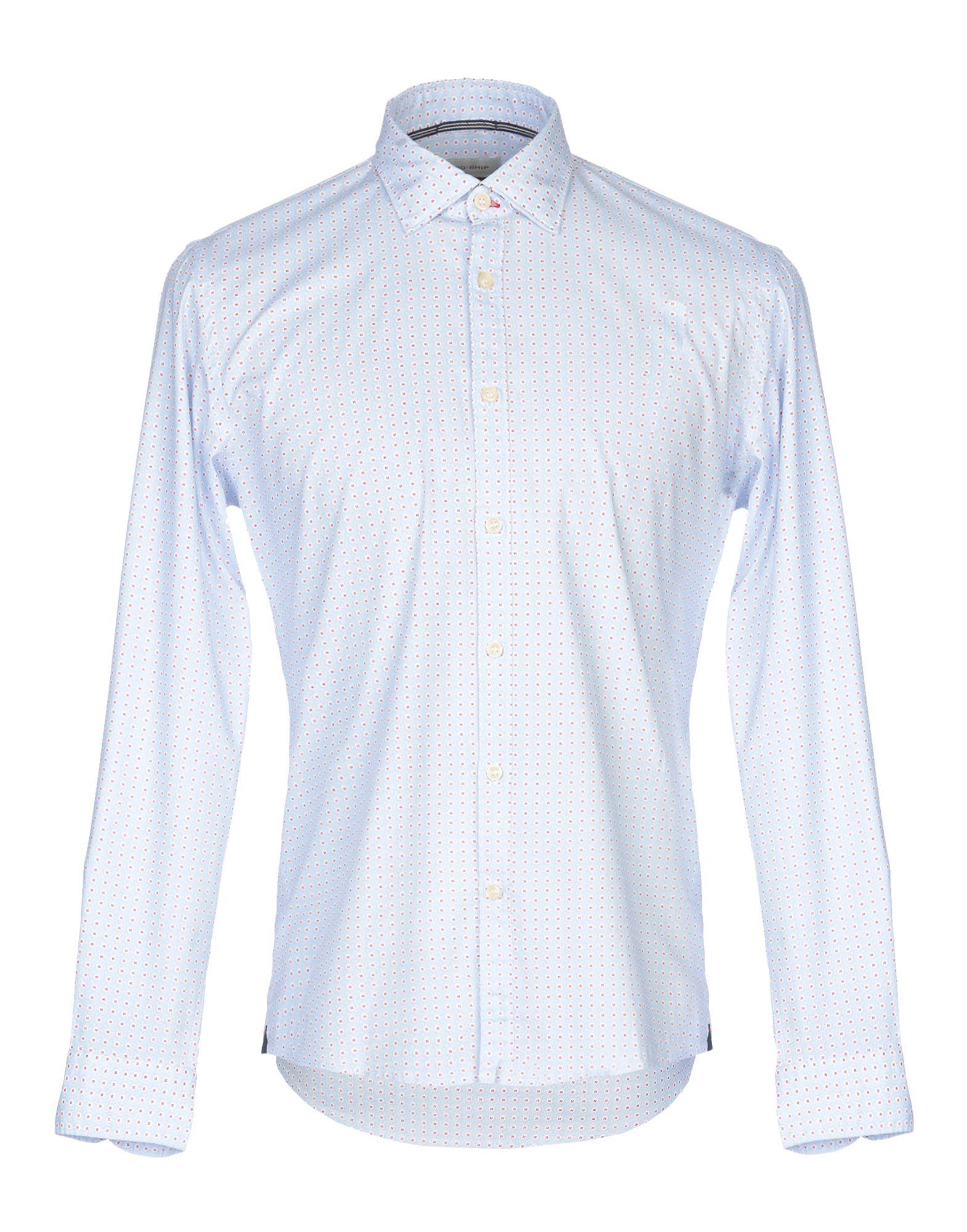 BRO-SHIP Pубашка
