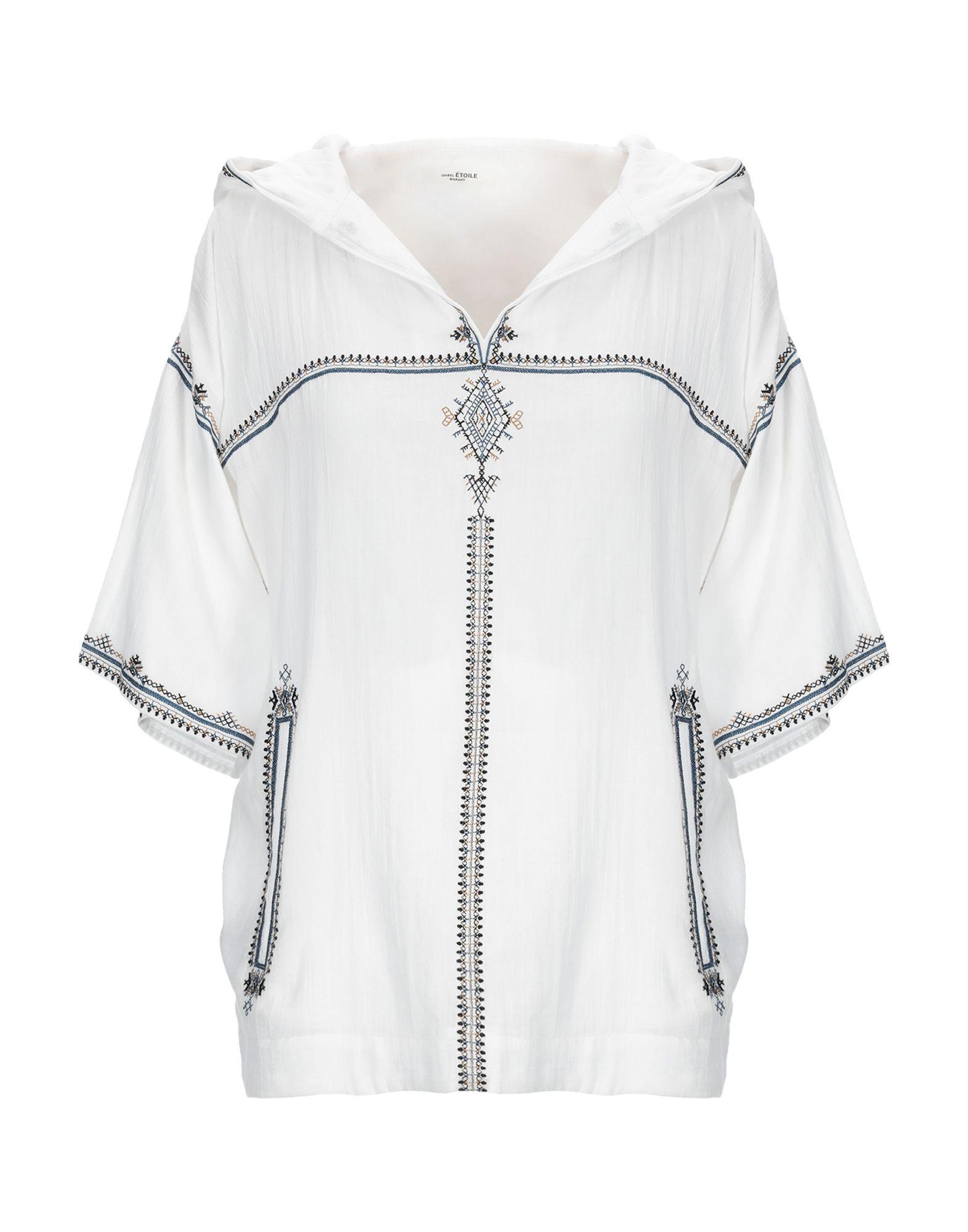 ISABEL MARANT ÉTOILE Блузка isabel marant блузка с кружевом nell