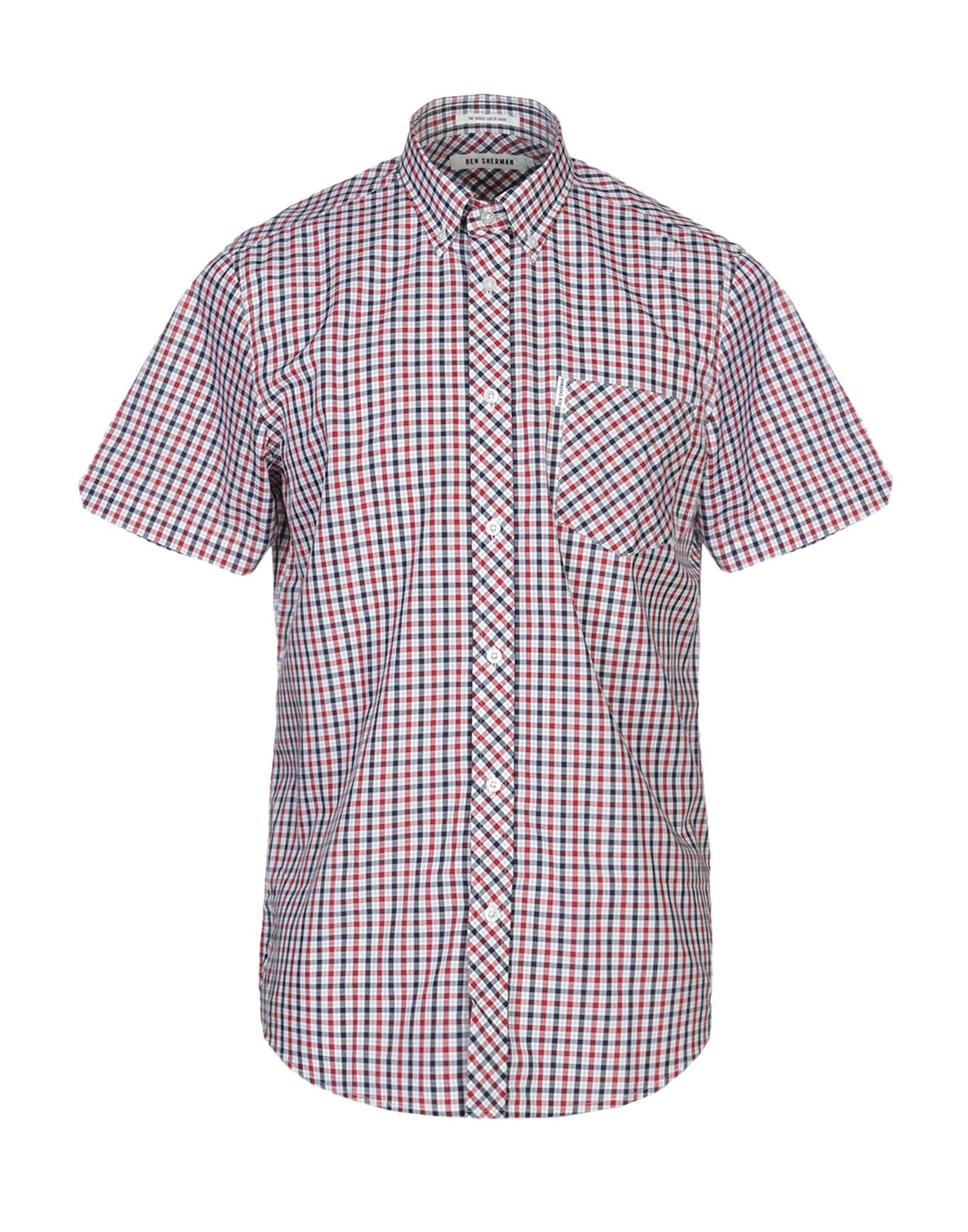 BEN SHERMAN Pубашка