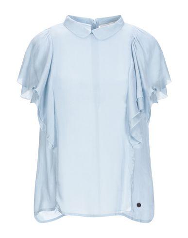 Купить Женскую блузку NÜMPH небесно-голубого цвета