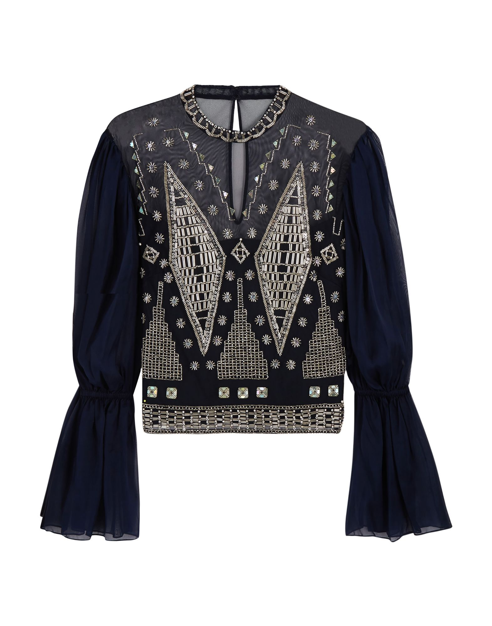 TEMPERLEY LONDON Блузка цена 2017