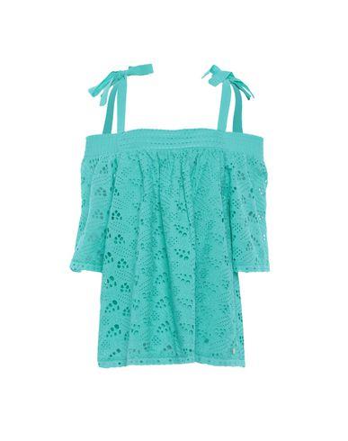 Фото - Женскую блузку LUCKYLU  Milano светло-зеленого цвета