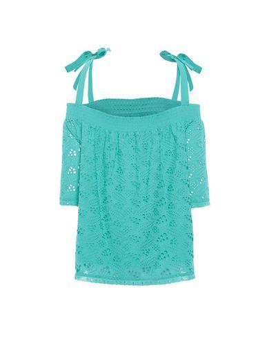 Фото 2 - Женскую блузку LUCKYLU  Milano светло-зеленого цвета