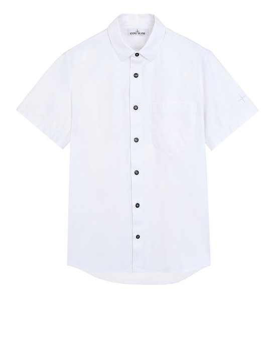 STONE ISLAND Short sleeve shirt 12909