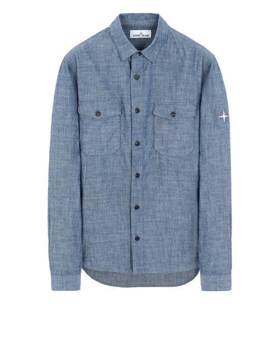 STONE ISLAND Long sleeve shirt 11805