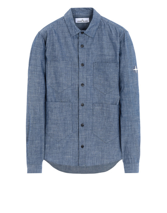 STONE ISLAND Long sleeve shirt 10505