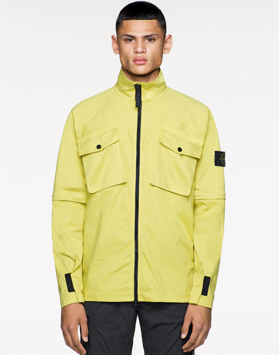 38792696fw - OVER SHIRTS STONE ISLAND