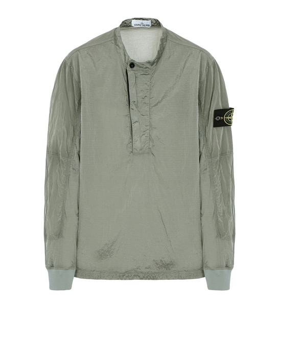 OVER SHIRT 11017 NYLON METAL RIPSTOP STONE ISLAND - 0