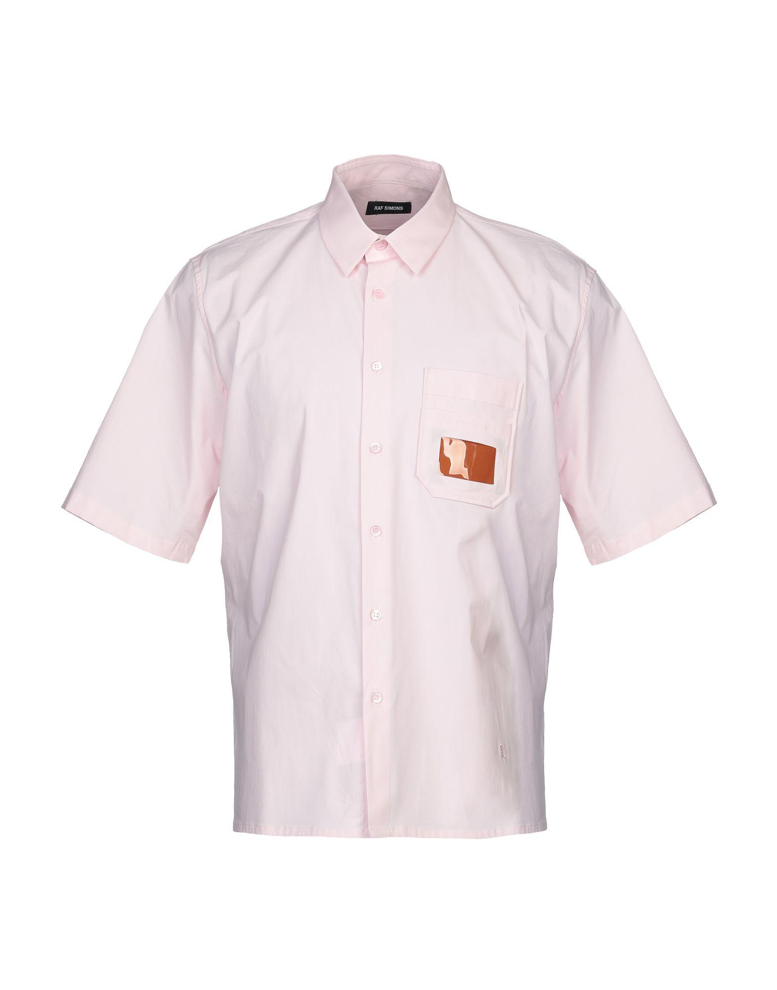 RAF SIMONS Pубашка все цены