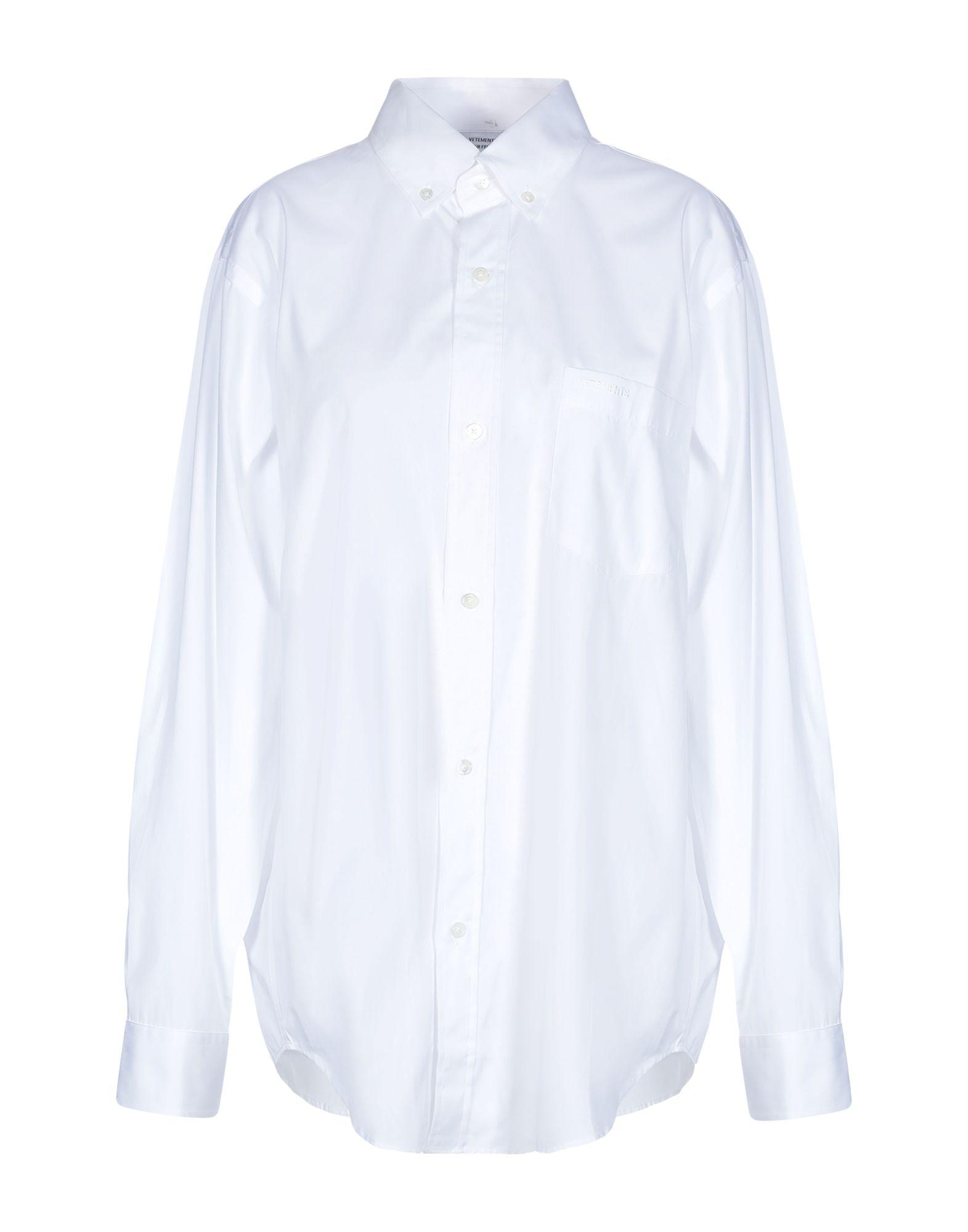 VETEMENTS 셔츠 - Item 38793604