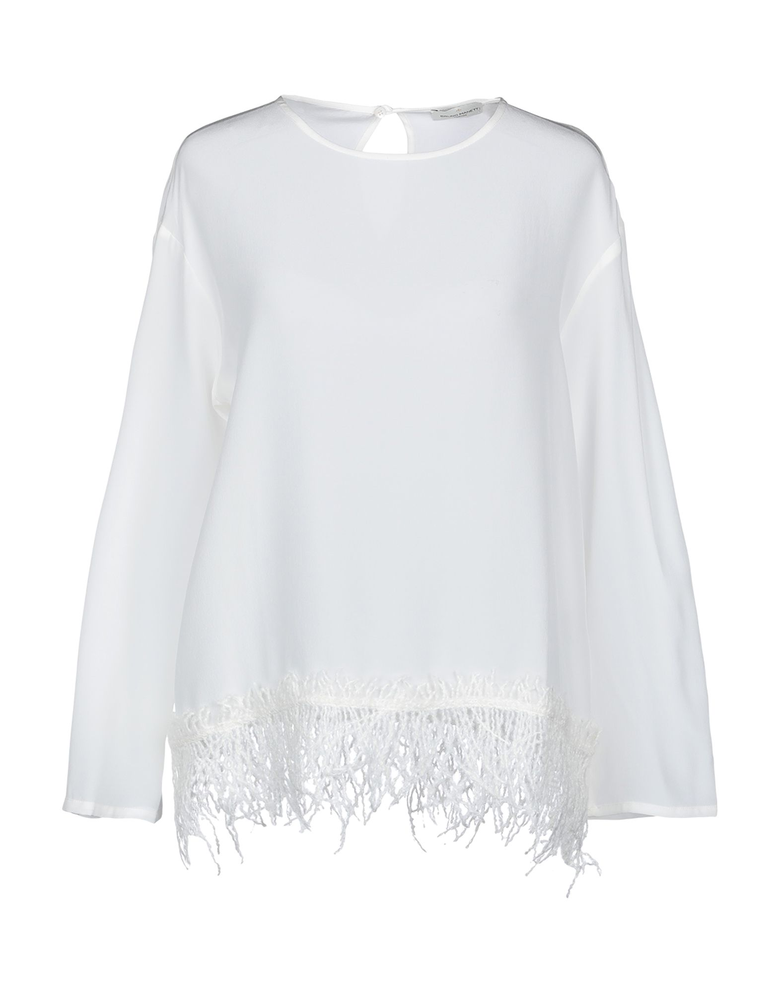 BRUNO MANETTI Блузка цена 2017