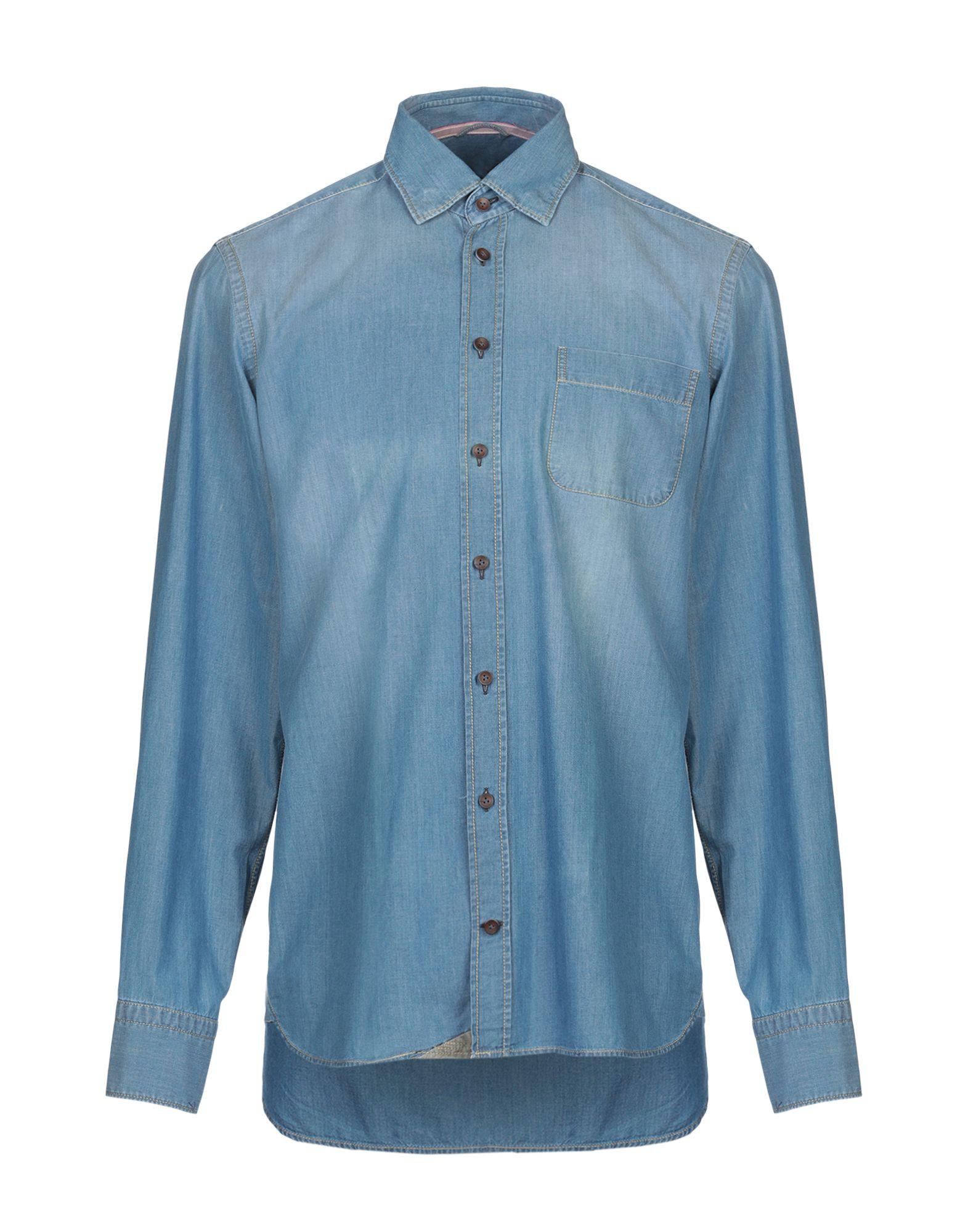 VAN LAACK Джинсовая рубашка все цены