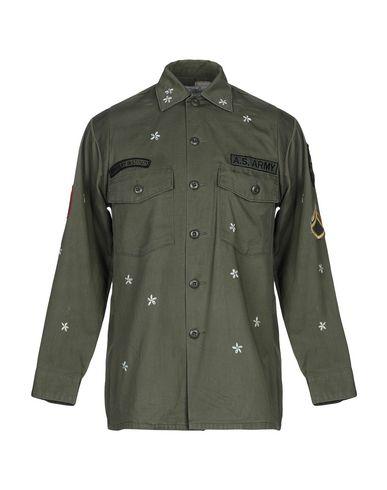 Джинсовая рубашка от AS65