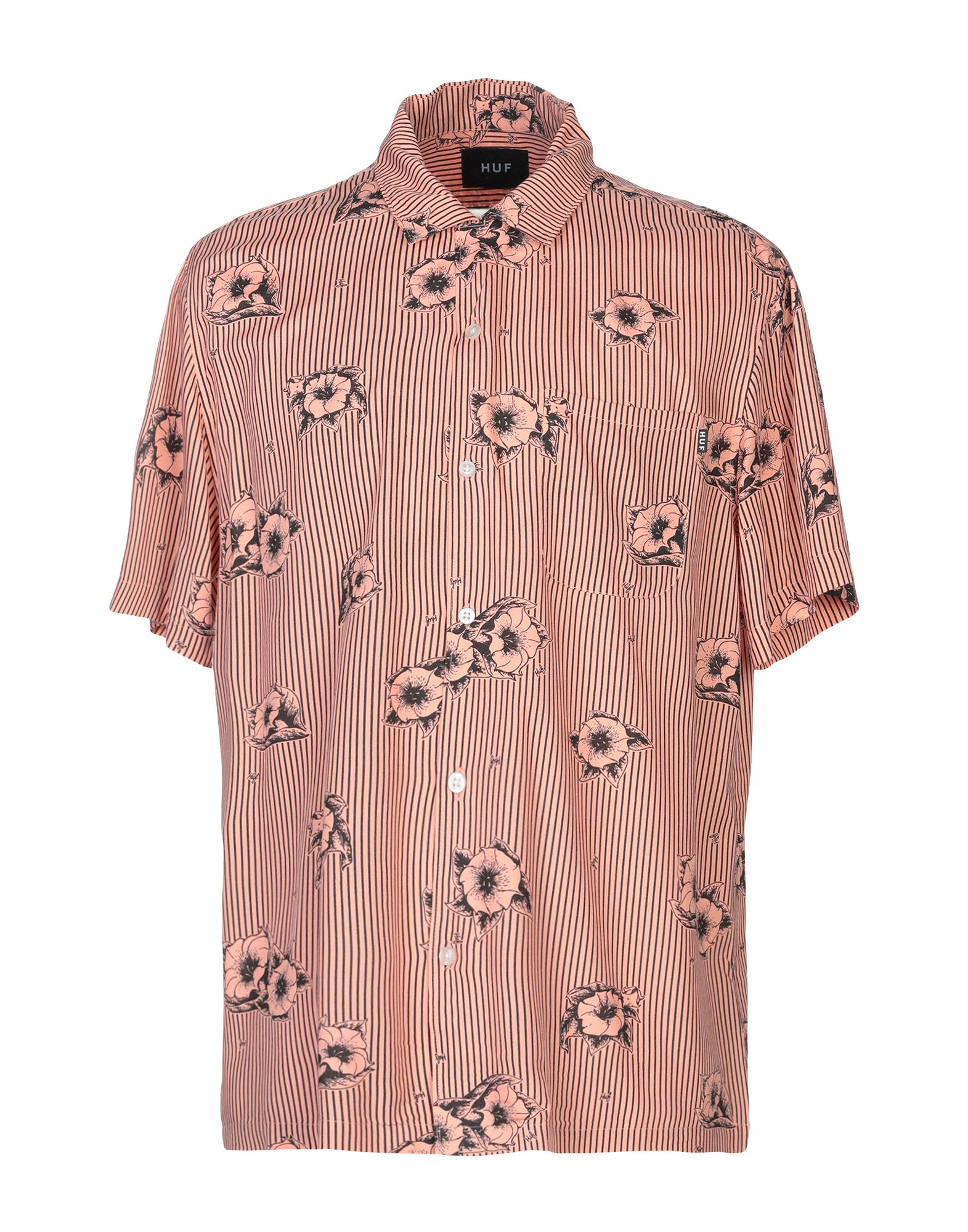HUF Pубашка цена