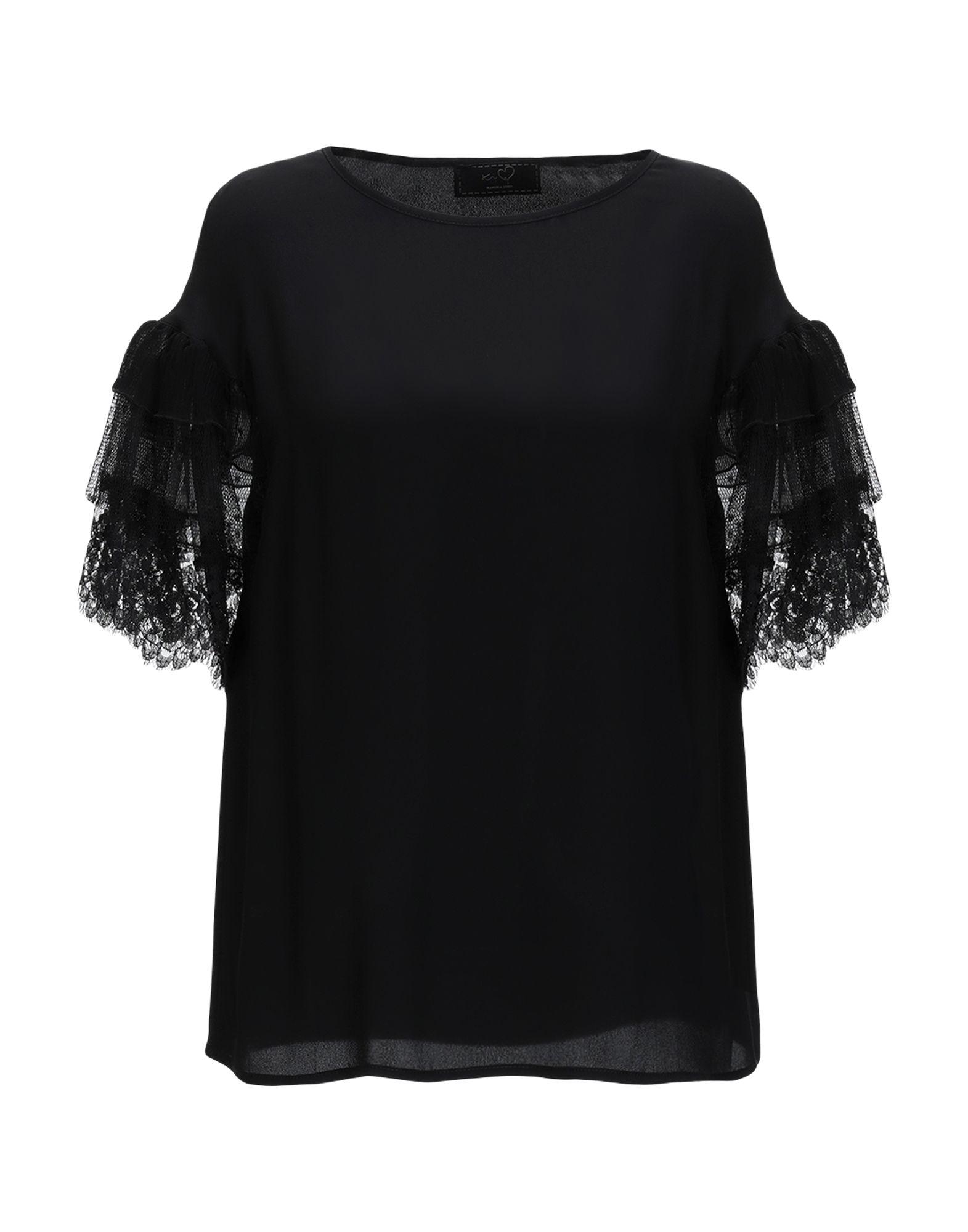 KI6? WHO ARE YOU? Блузка цена 2017