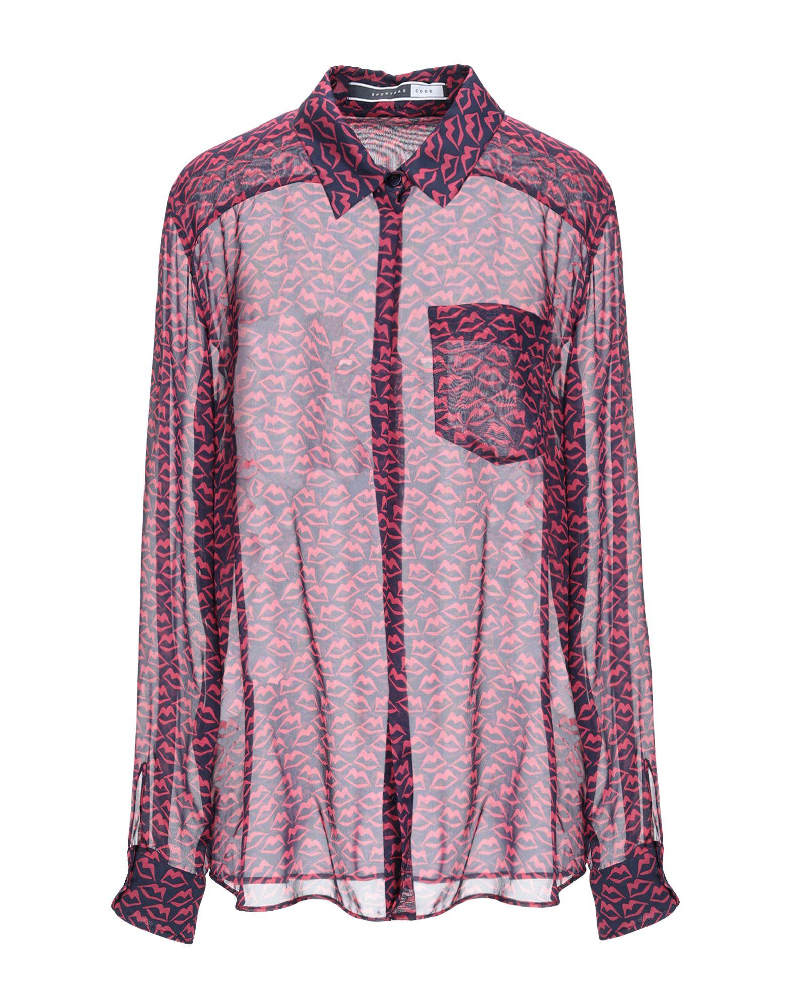 SPORTMAX CODE Pубашка блуза sportmax code sportmax code sp027ewadsc6