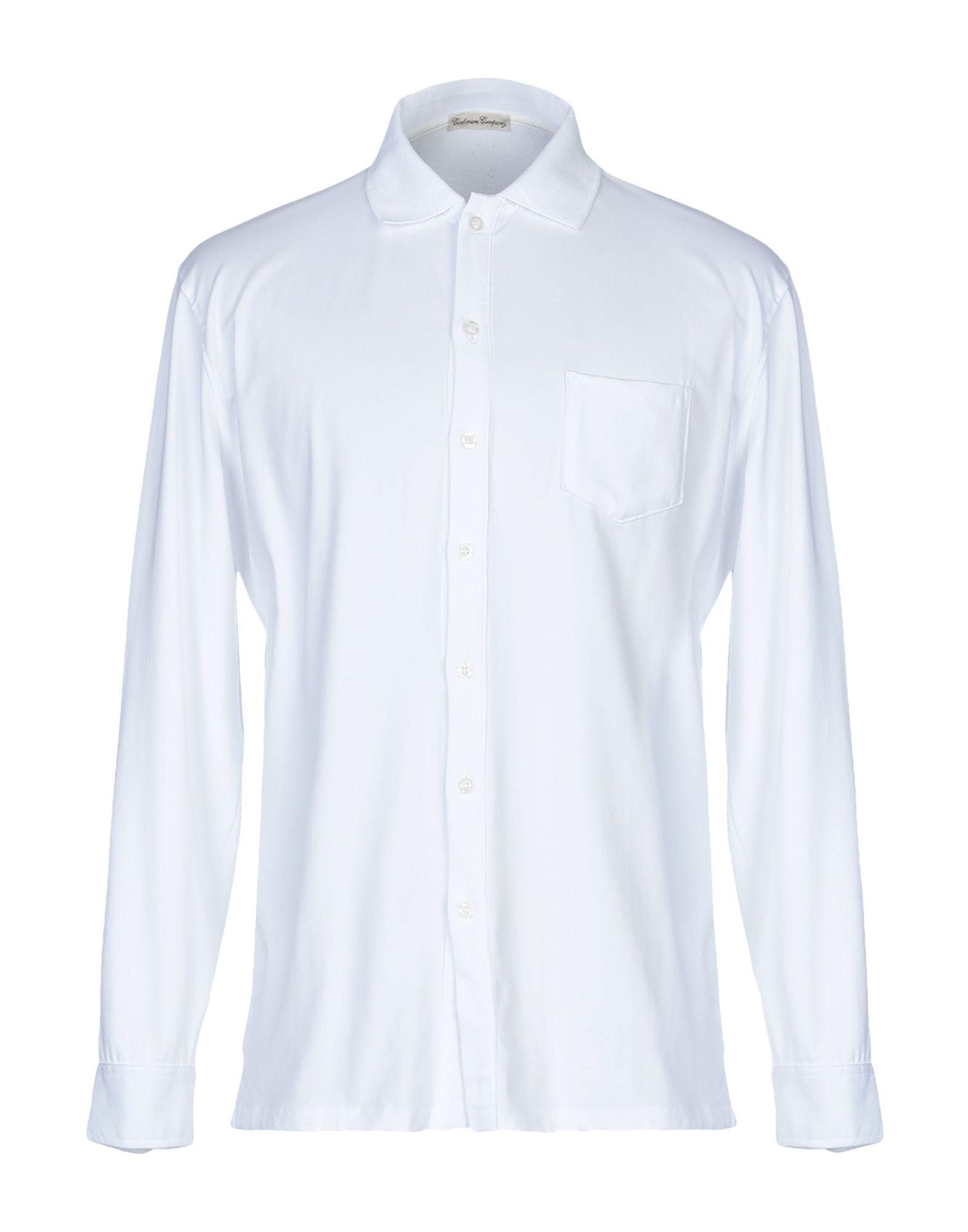 где купить CASHMERE COMPANY Pубашка по лучшей цене
