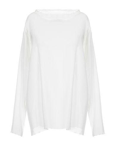 Фото - Женскую блузку TADASKI белого цвета
