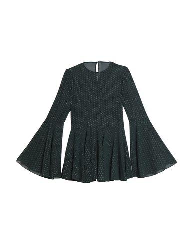 Купить Женскую блузку  темно-зеленого цвета