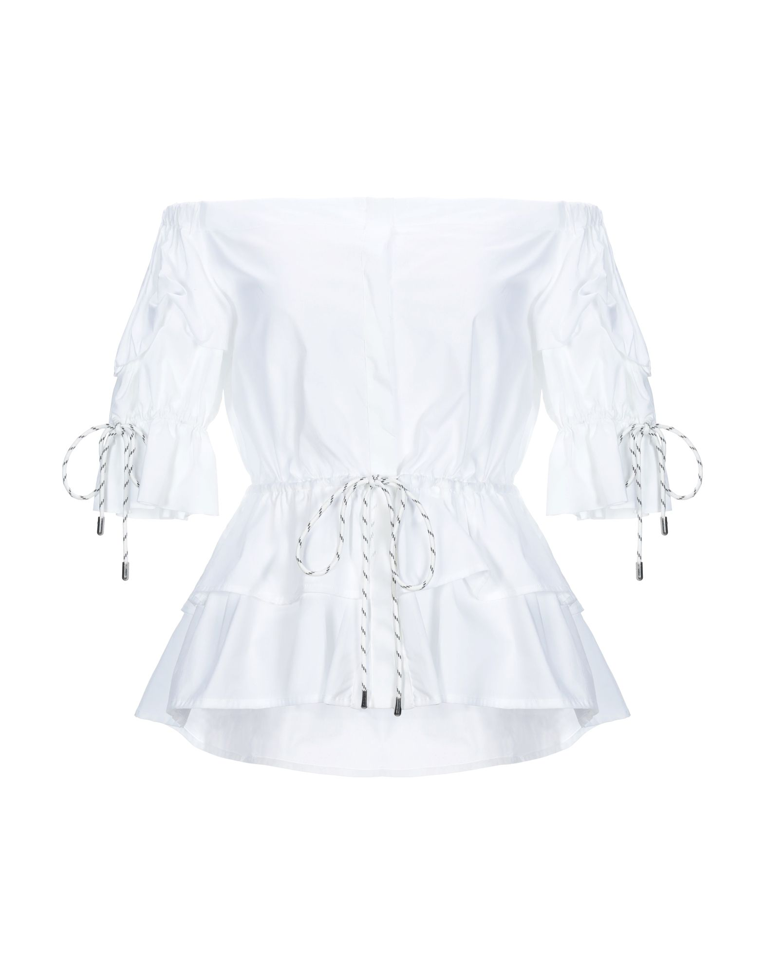 CHRISTIAN PELLIZZARI Блузка цена 2017