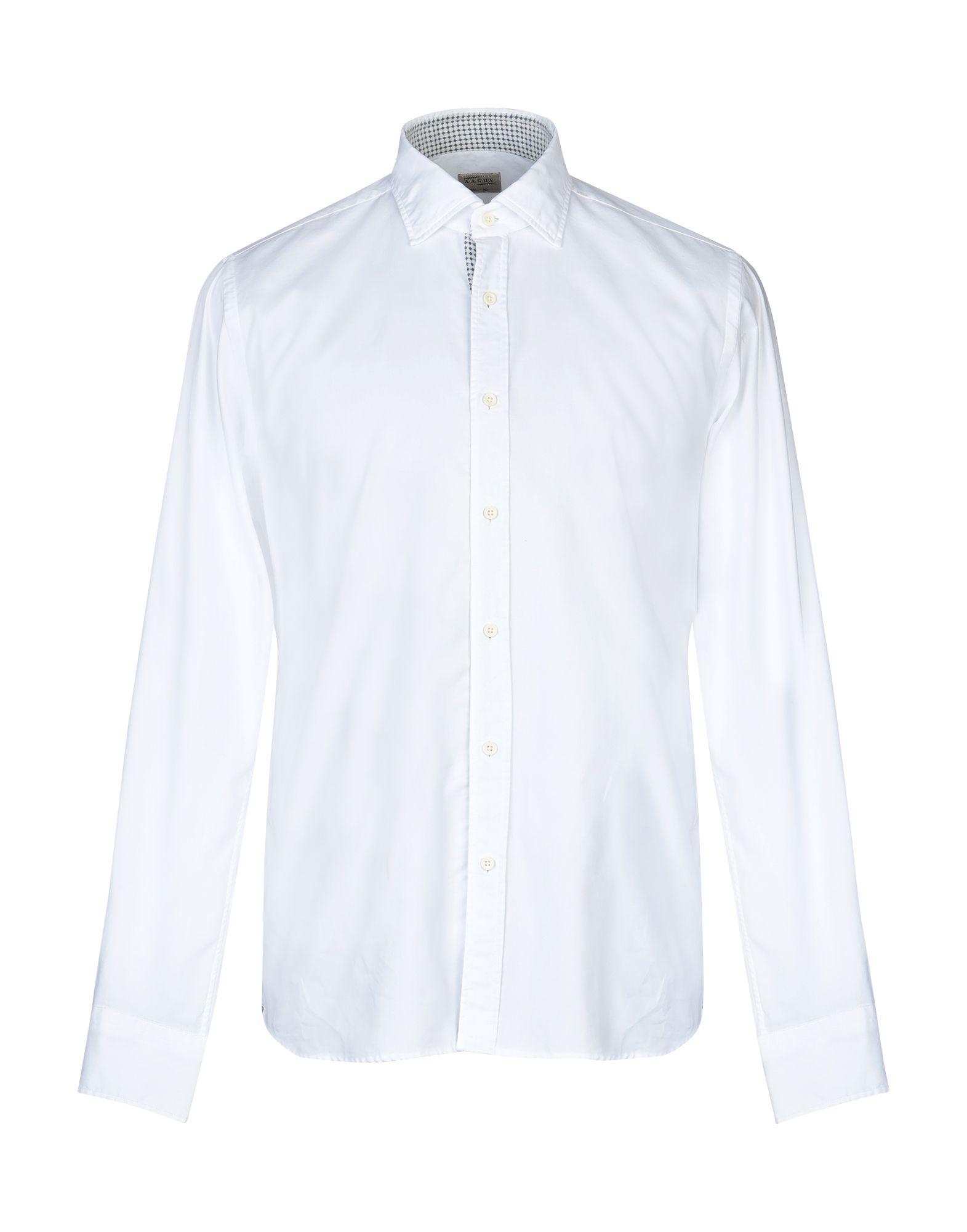 XACUS Pубашка scabal® pубашка