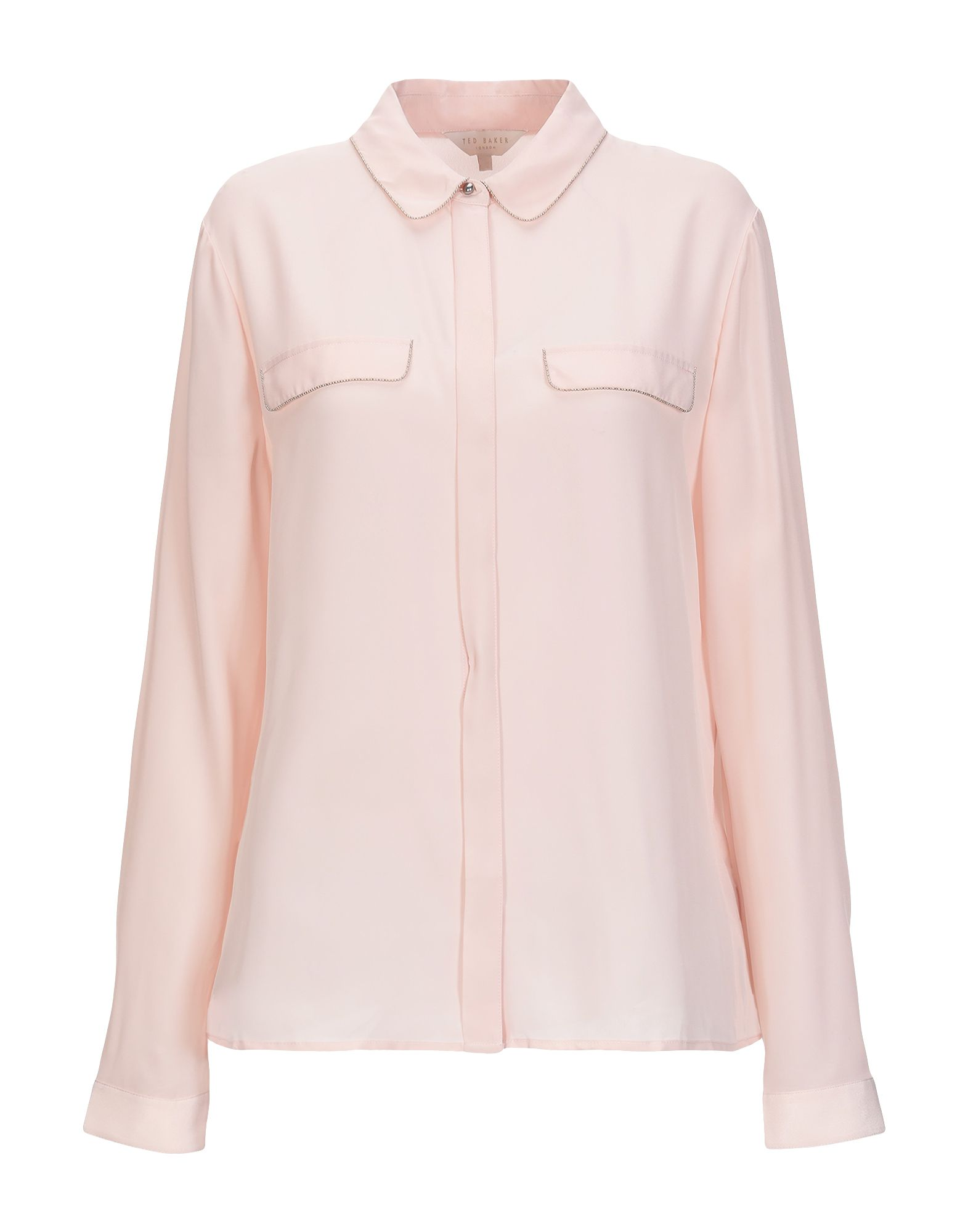 TED BAKER Pубашка пальто ted baker london ted baker london te019ewkqa63
