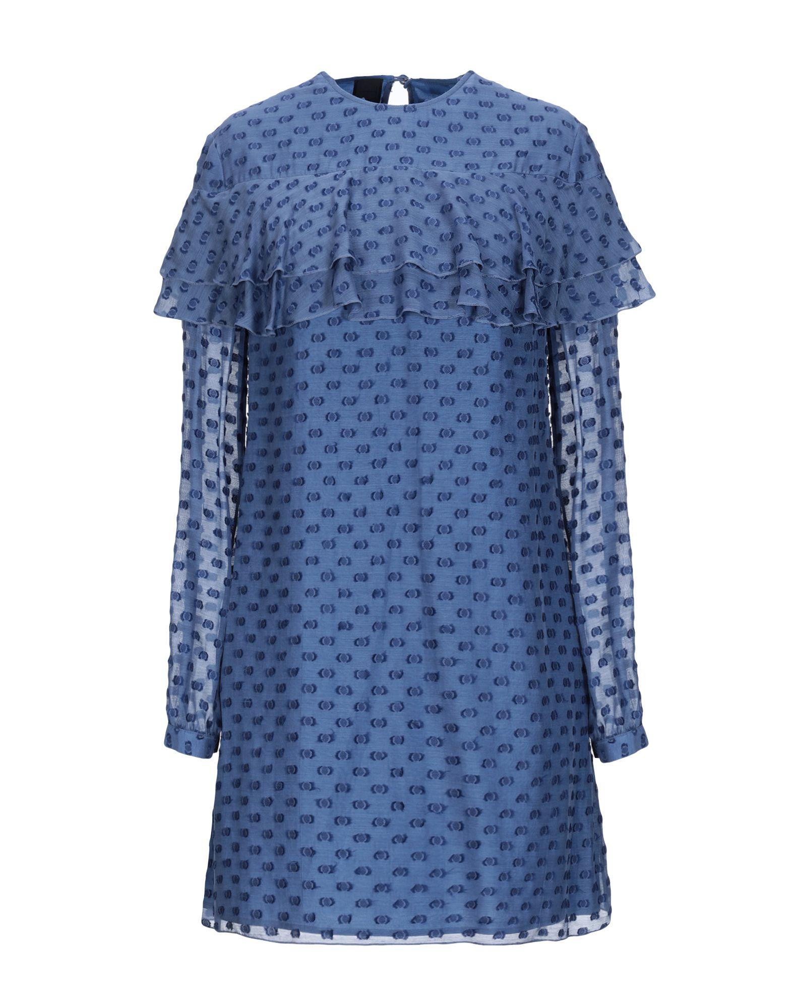 TWISTY PARALLEL UNIVERSE Короткое платье
