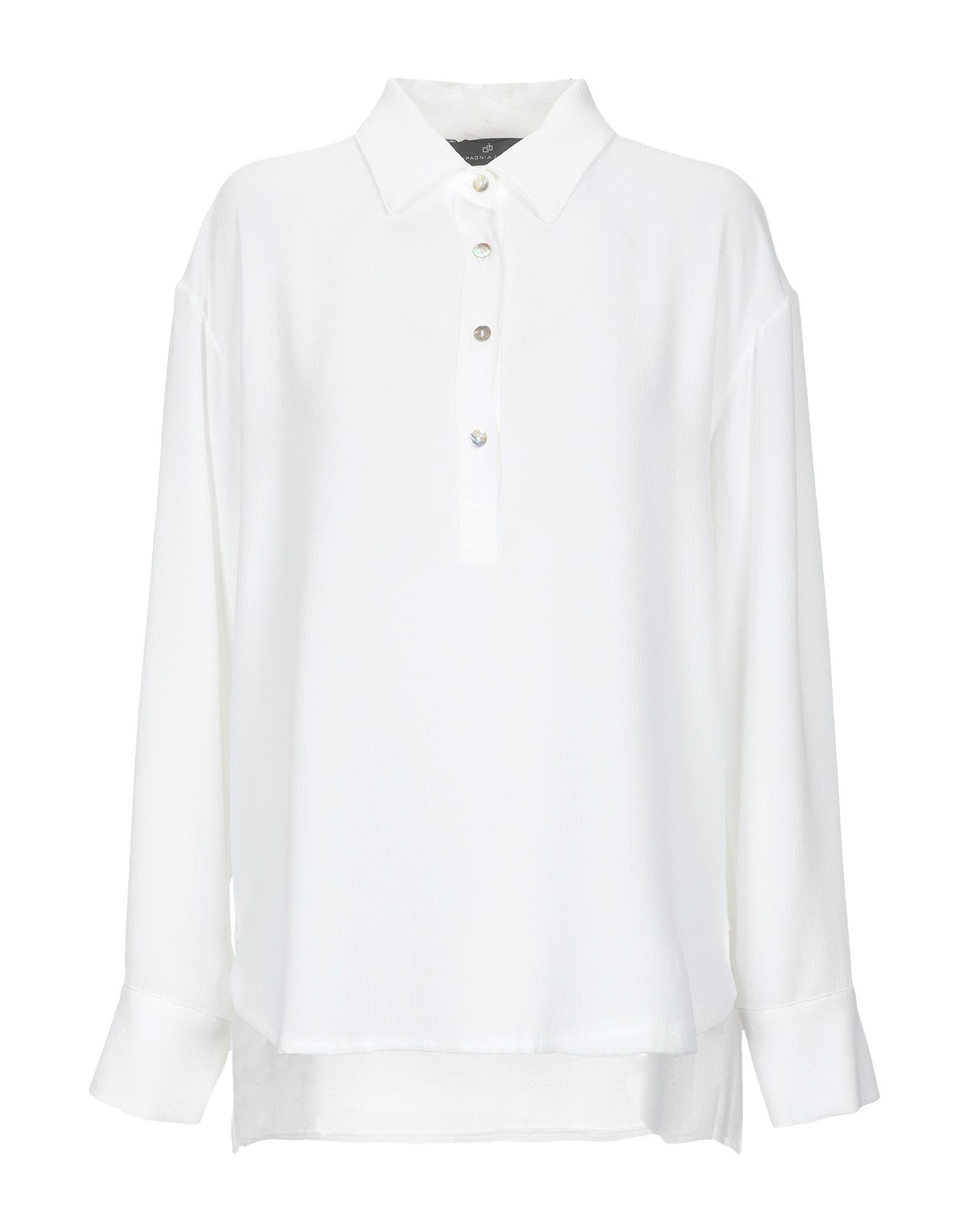 COMPAGNIA ITALIANA Блузка цена 2017