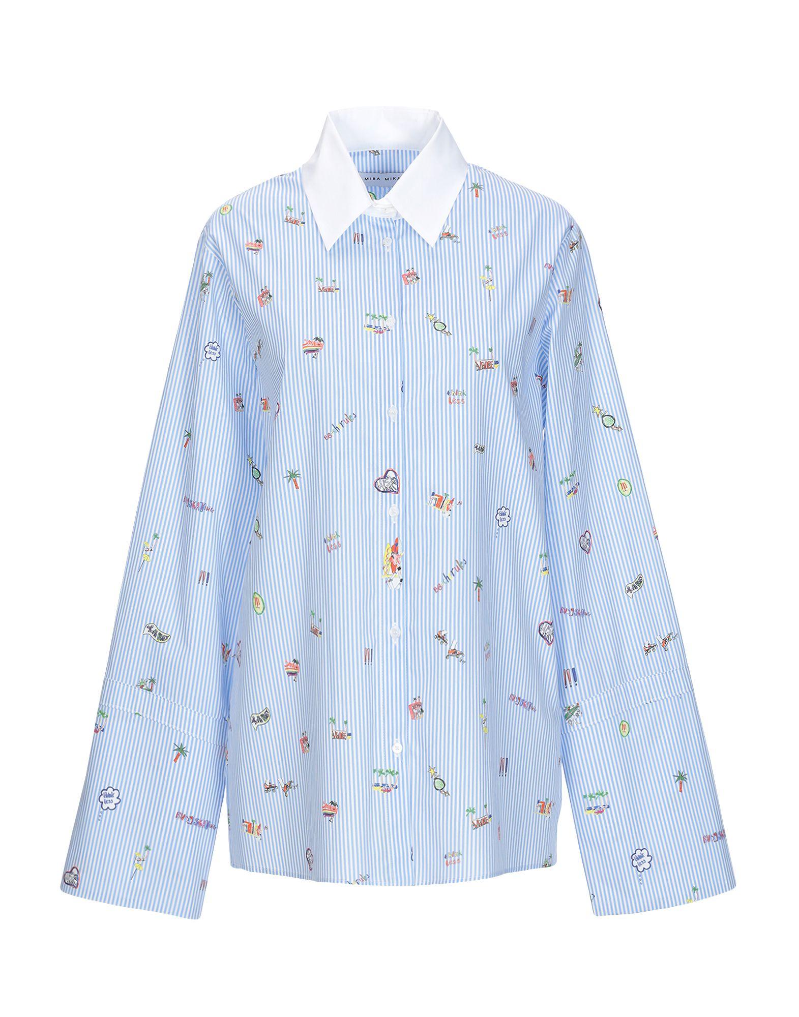цены на MIRA MIKATI Pубашка  в интернет-магазинах