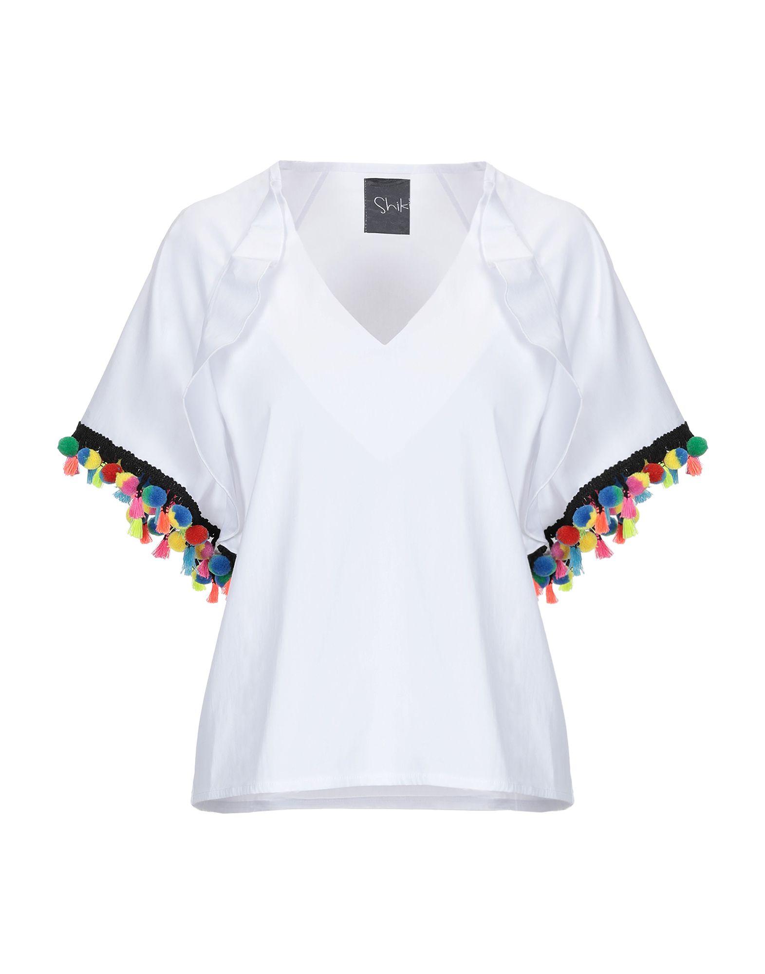 SHIKI Блузка shiki pубашка